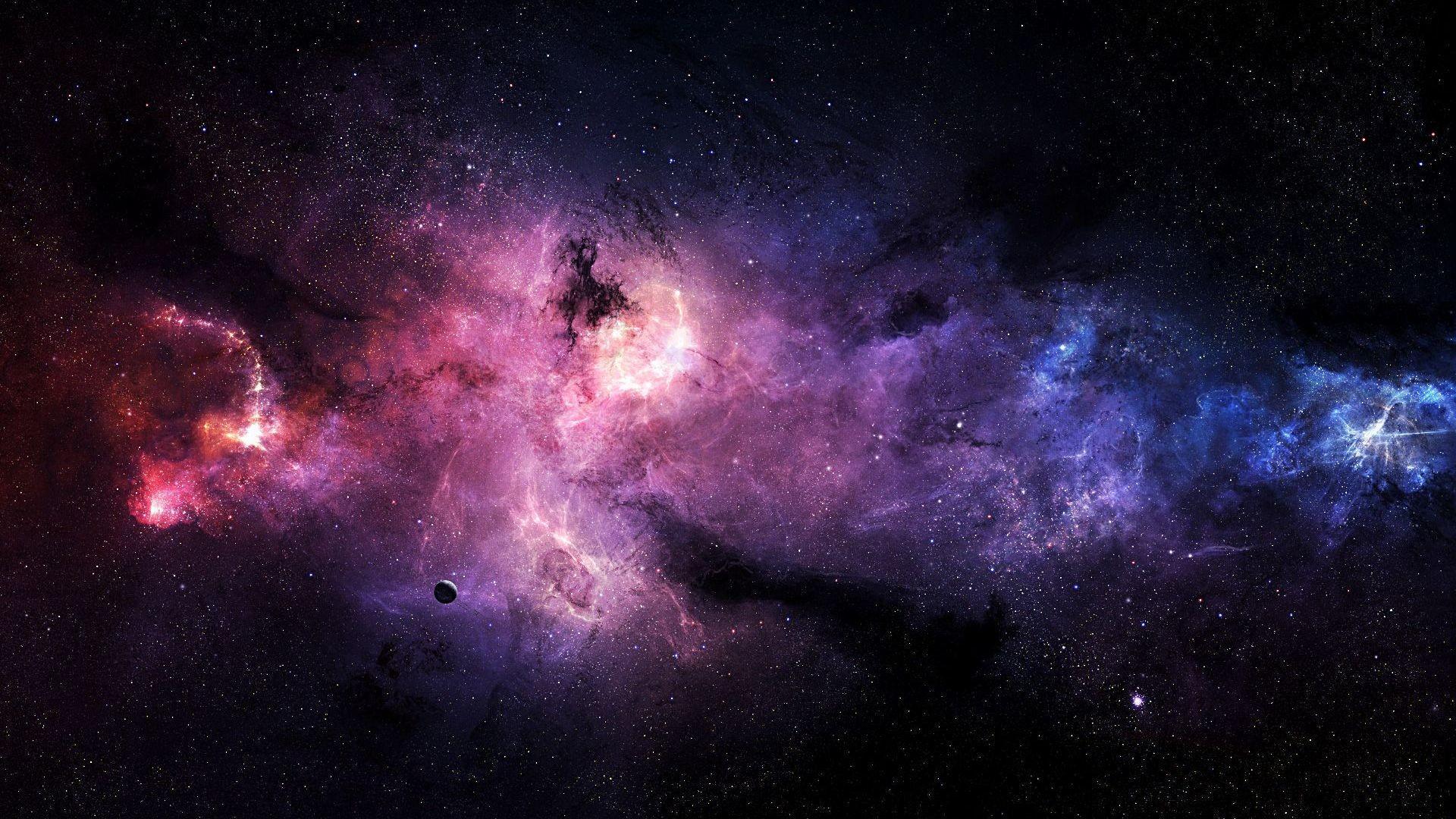 … free purple galaxy wallpaper high resolution long wallpapers …