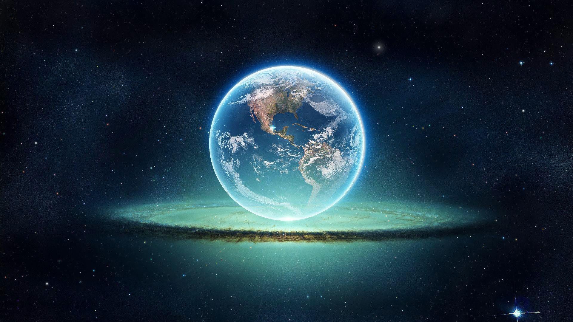 Planet Earth Wallpaper x