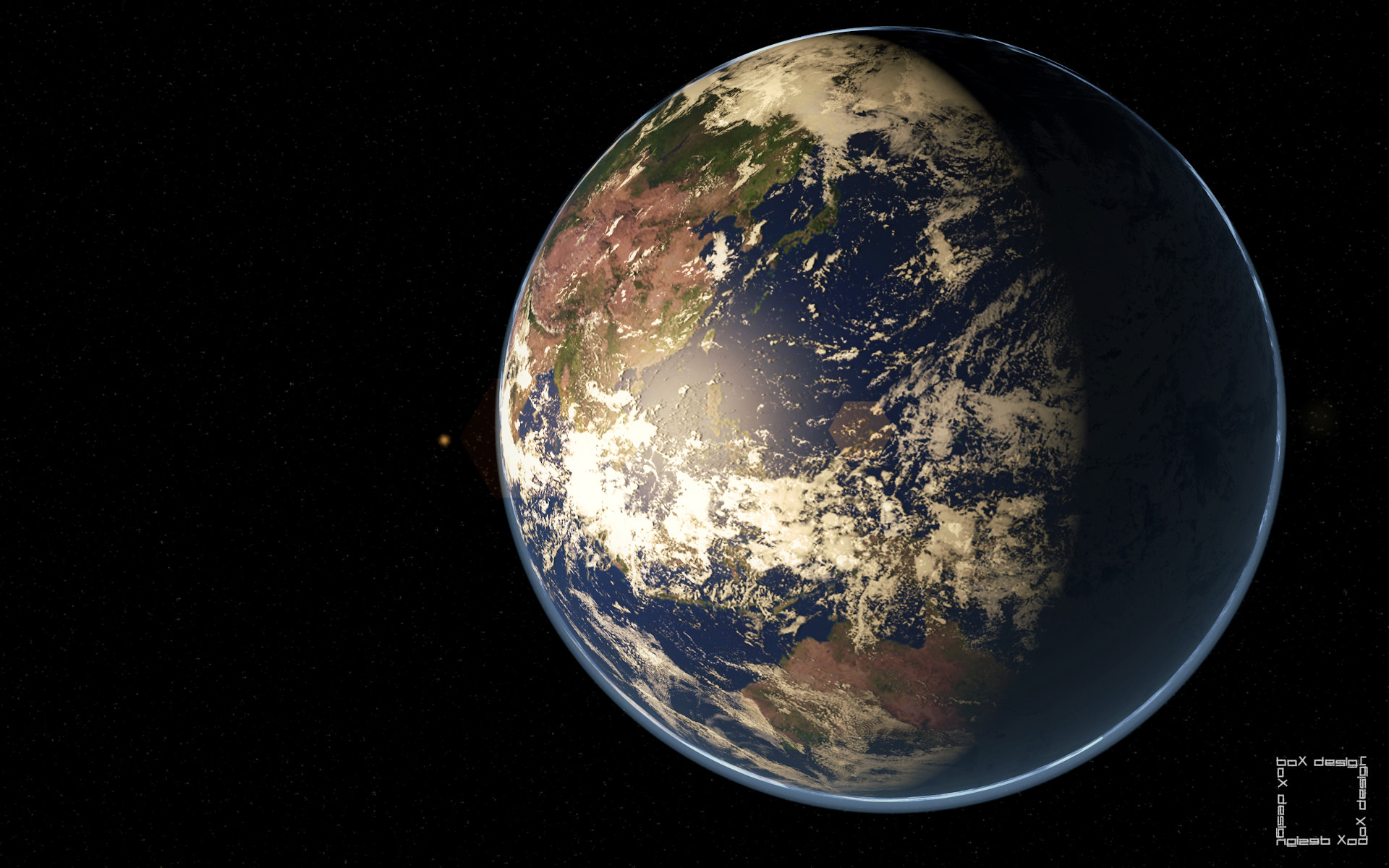 Planet Earth Wallpaper by boX1515 Planet Earth Wallpaper by boX1515