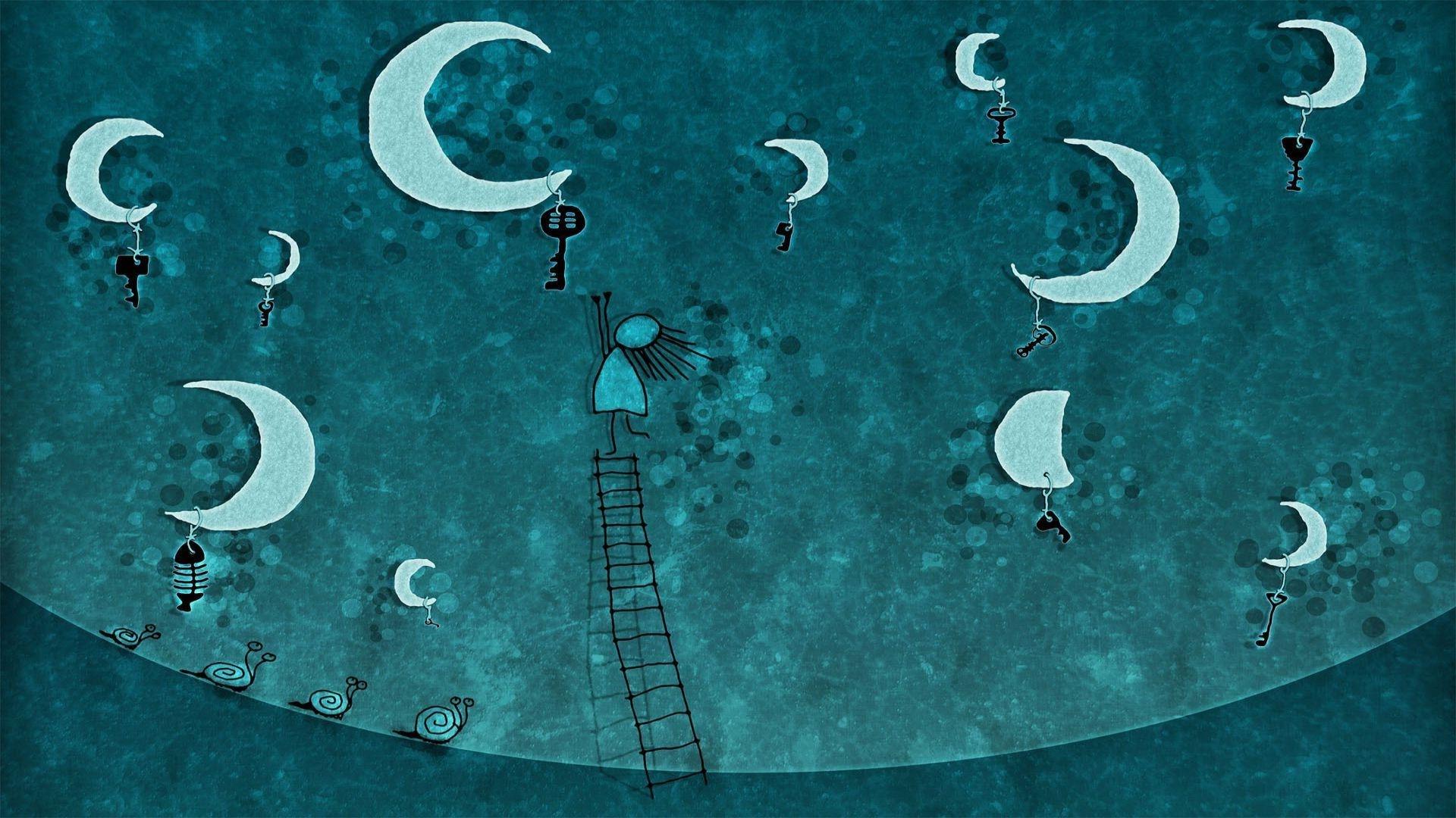 good-night-animated-design-sky-wallpapers
