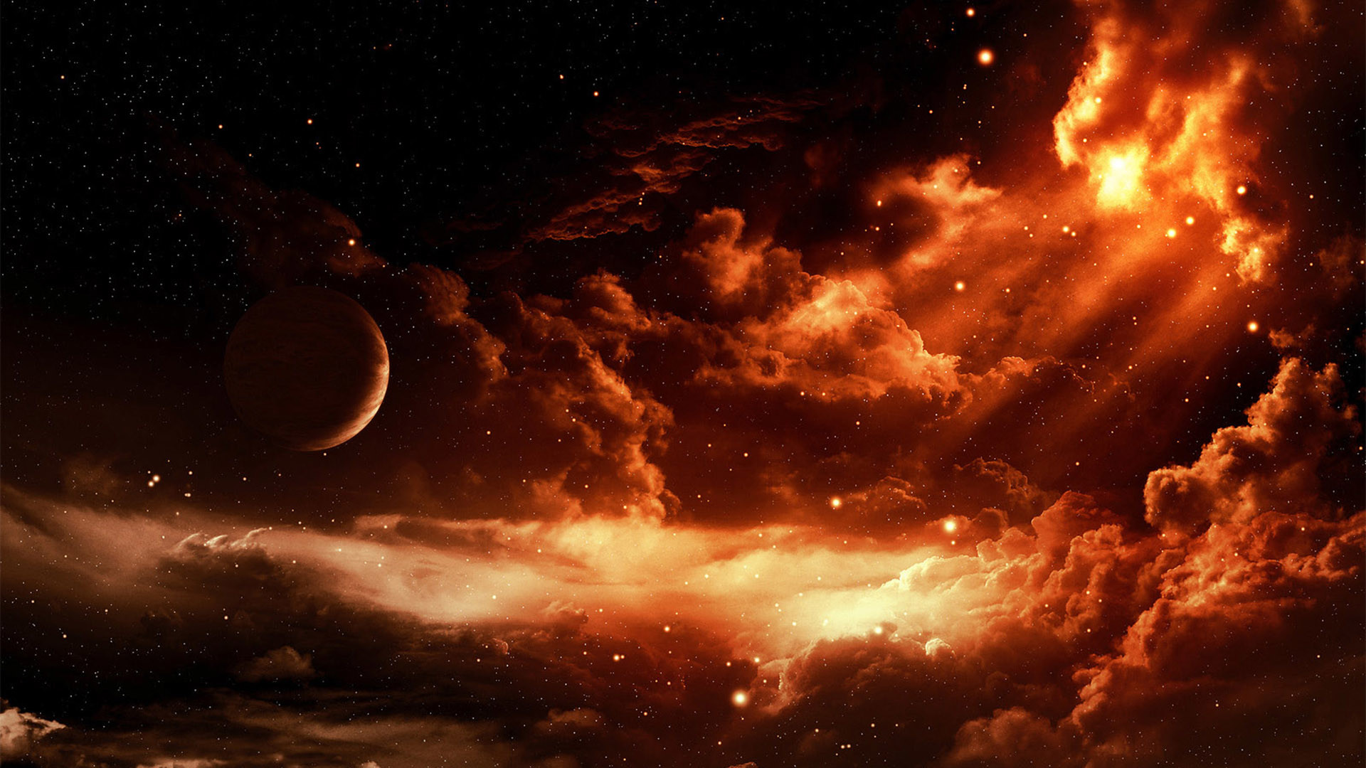space wallpapers 4