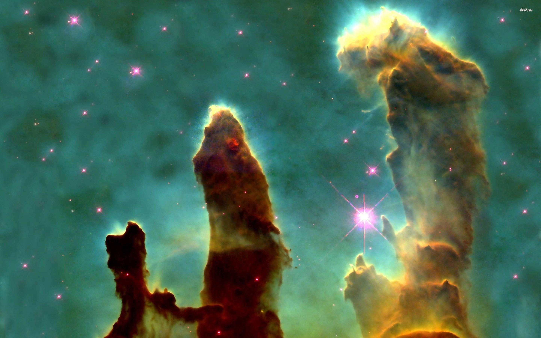 Pillars Of Creation …