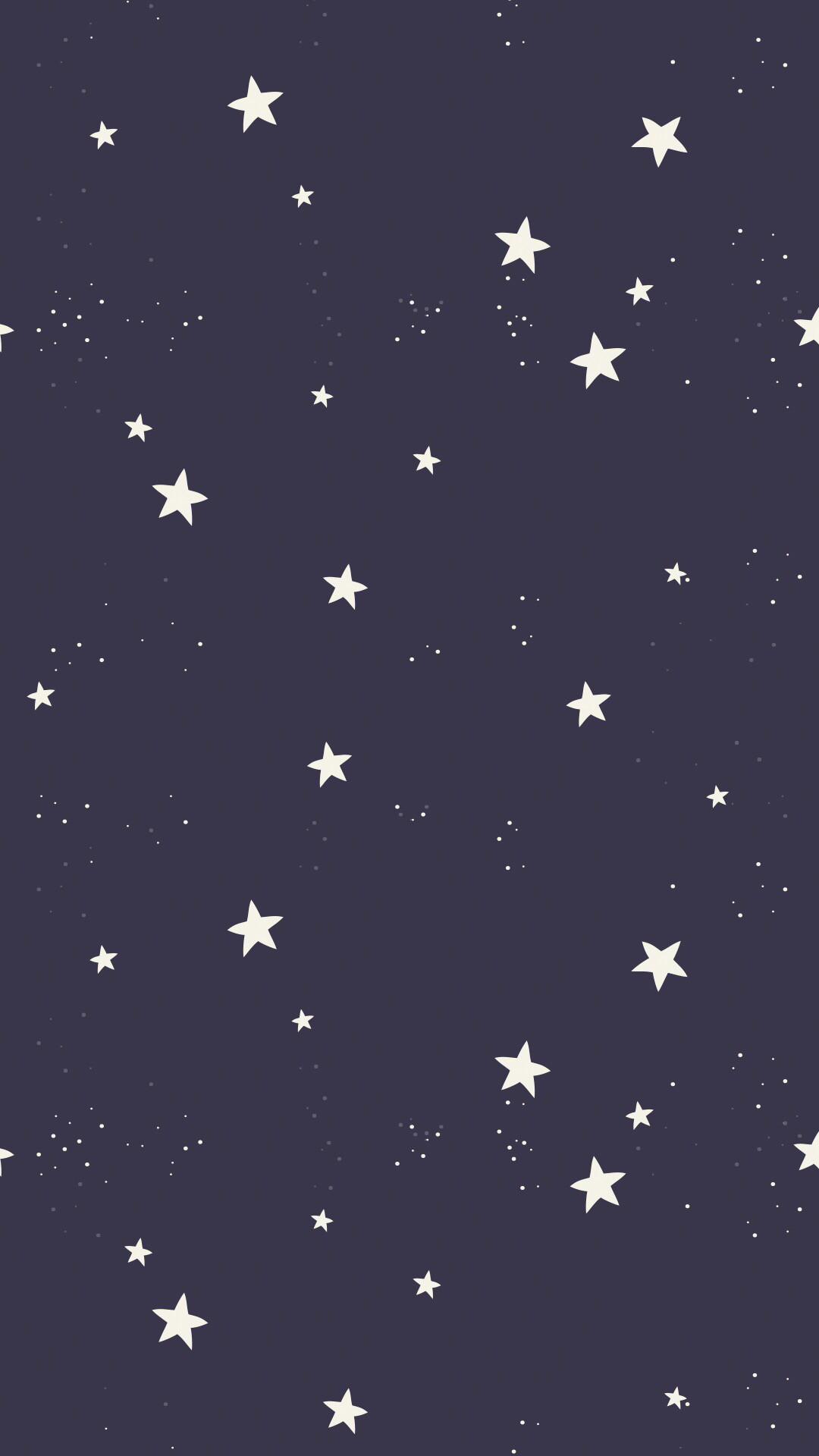 Simple stars pattern wallpaper great for backgrounds on iPhones and iPads