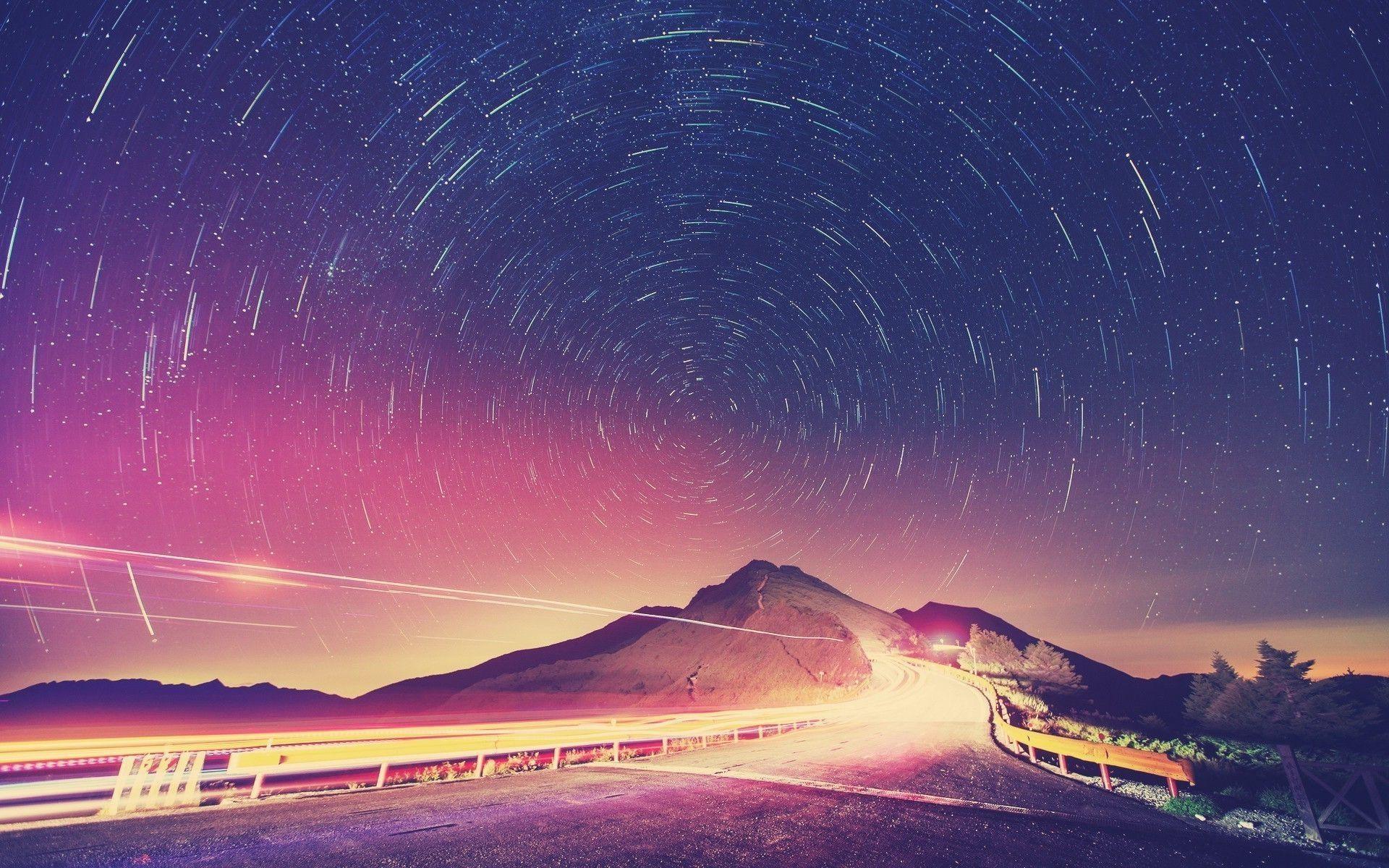 … night sky stars wallpapers wallpaper cave …
