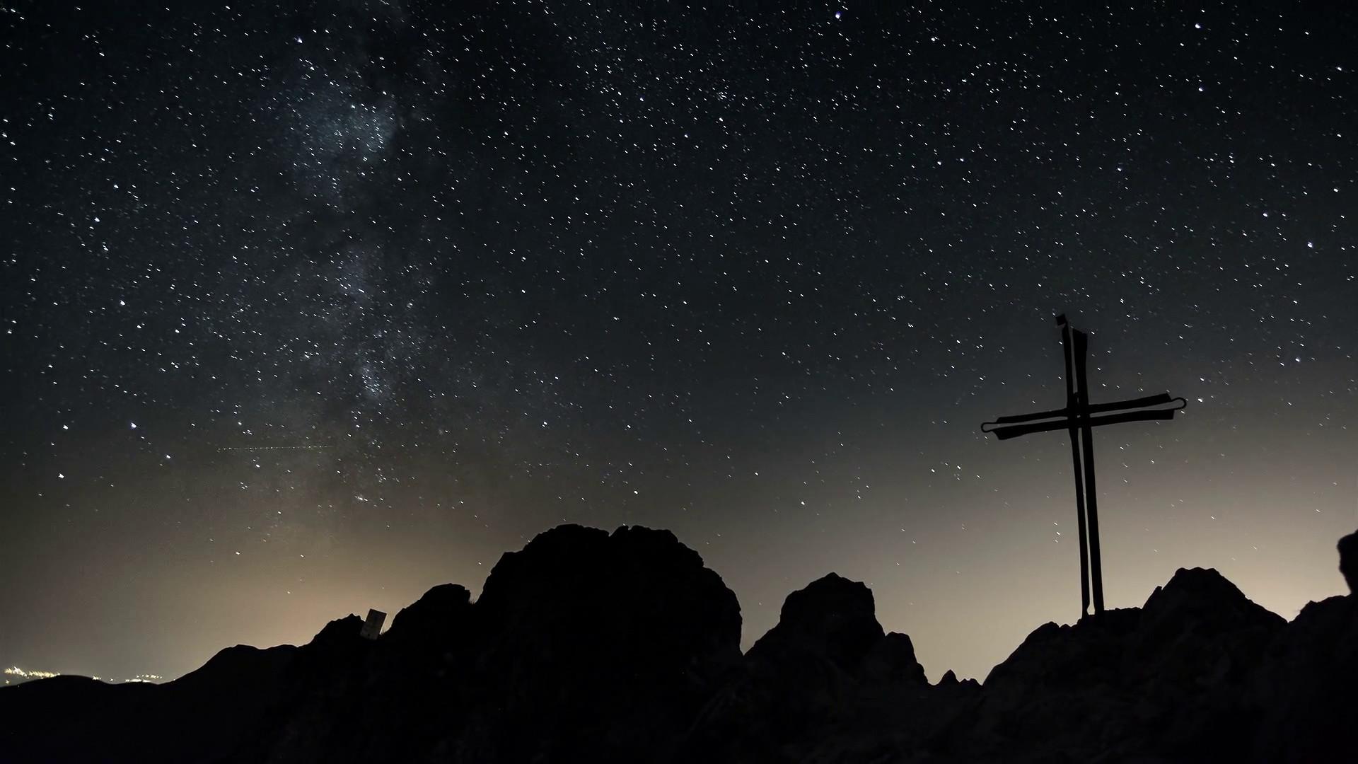 Capitan Mountain Wood Night Sky Star White iPhone 6 wallpaper .