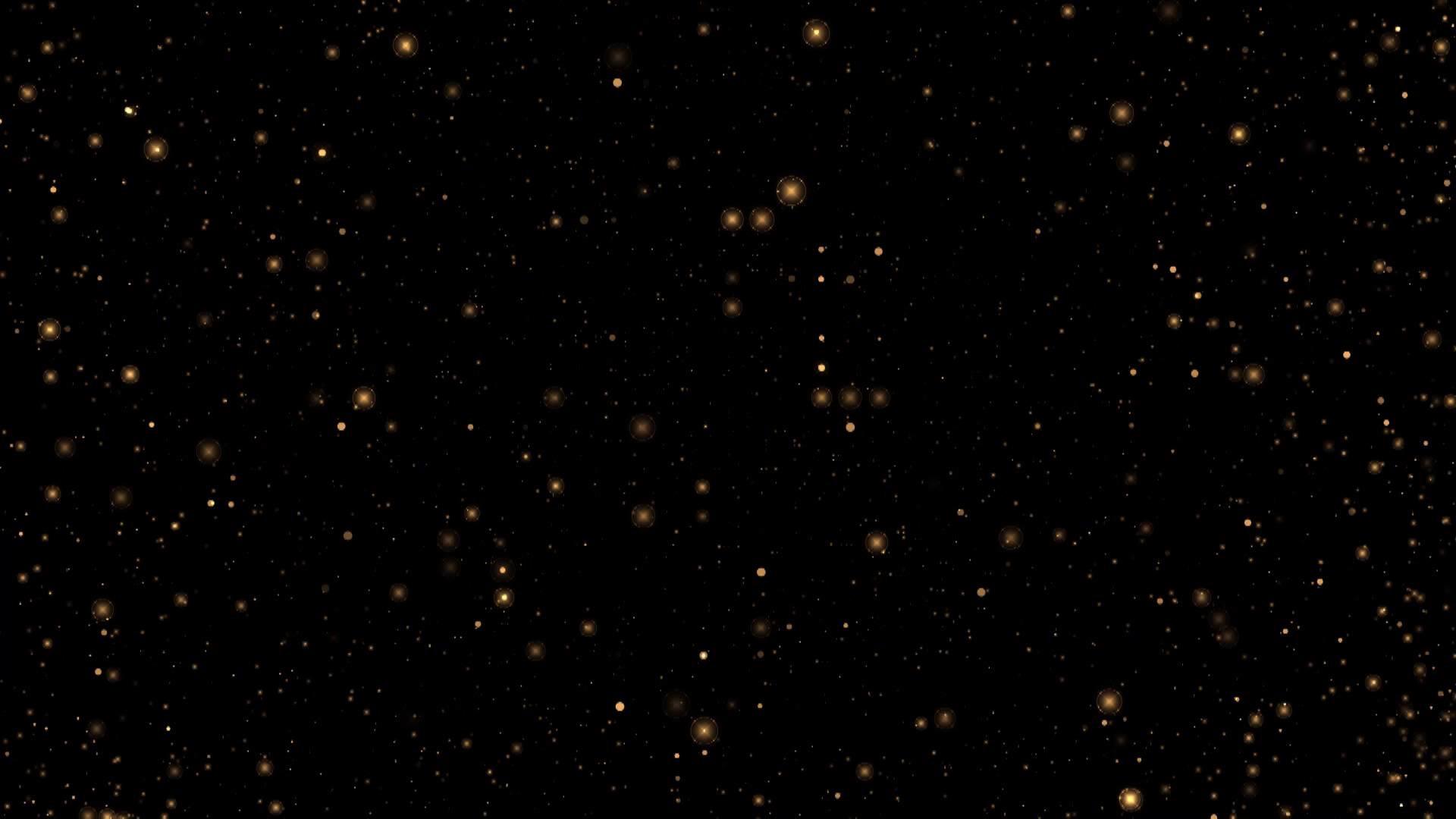 Blinking Stars Screen Free Footage Animation AA VFX