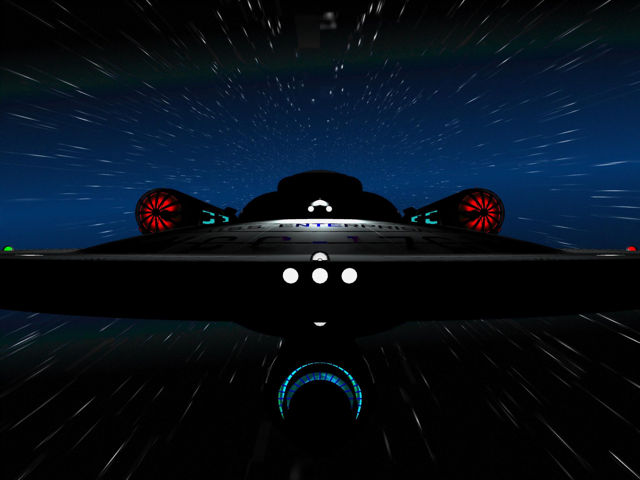 Star Trek Animated Wallpaper