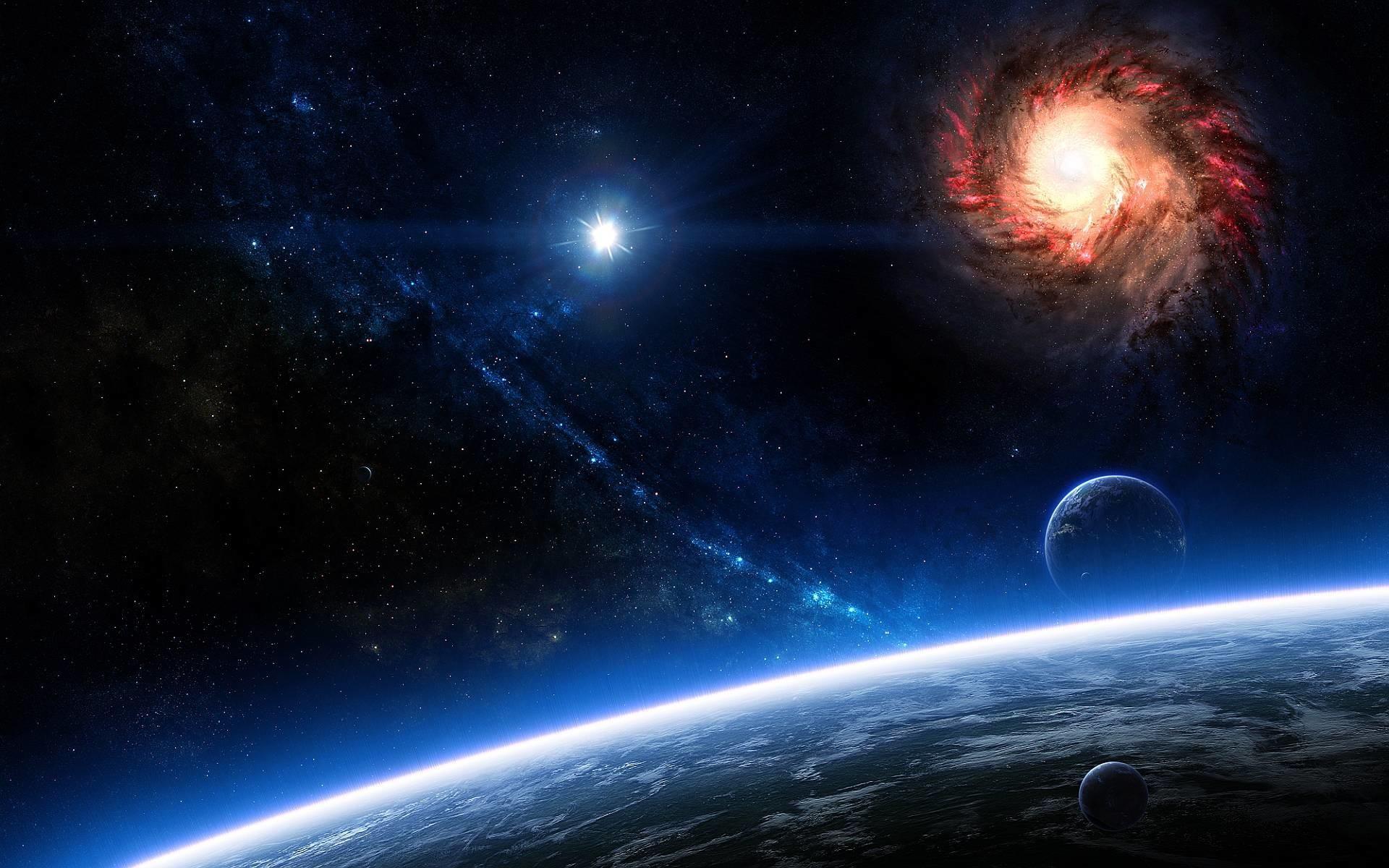 Space Planet Wallpaper – 706167