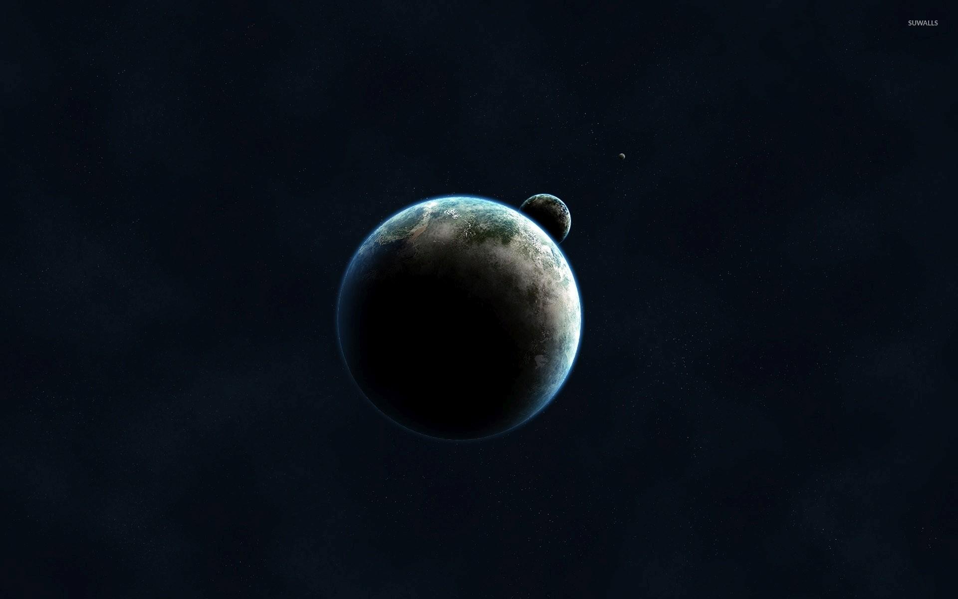 Planets in space [2] wallpaper jpg