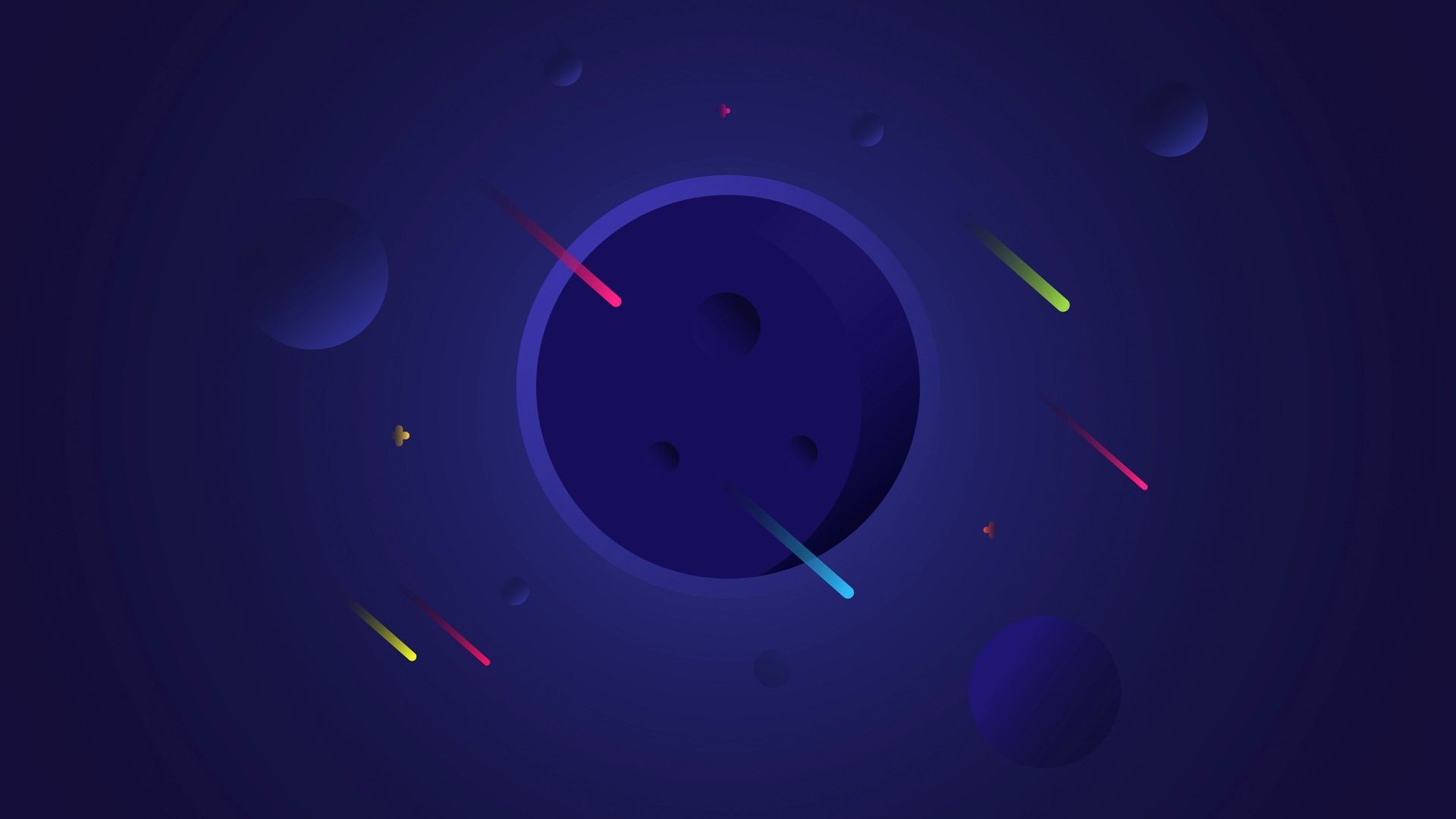 Space / Planets Wallpaper