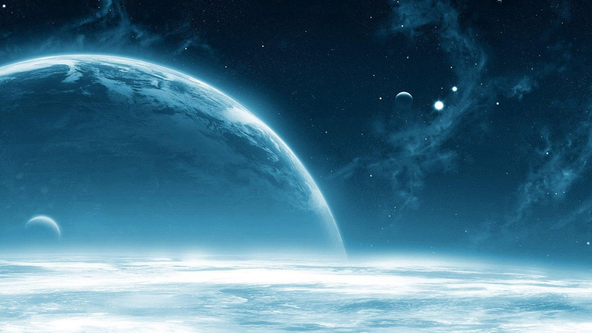 Wallpaper space planet star galaxy nebula sci fi awesome 269