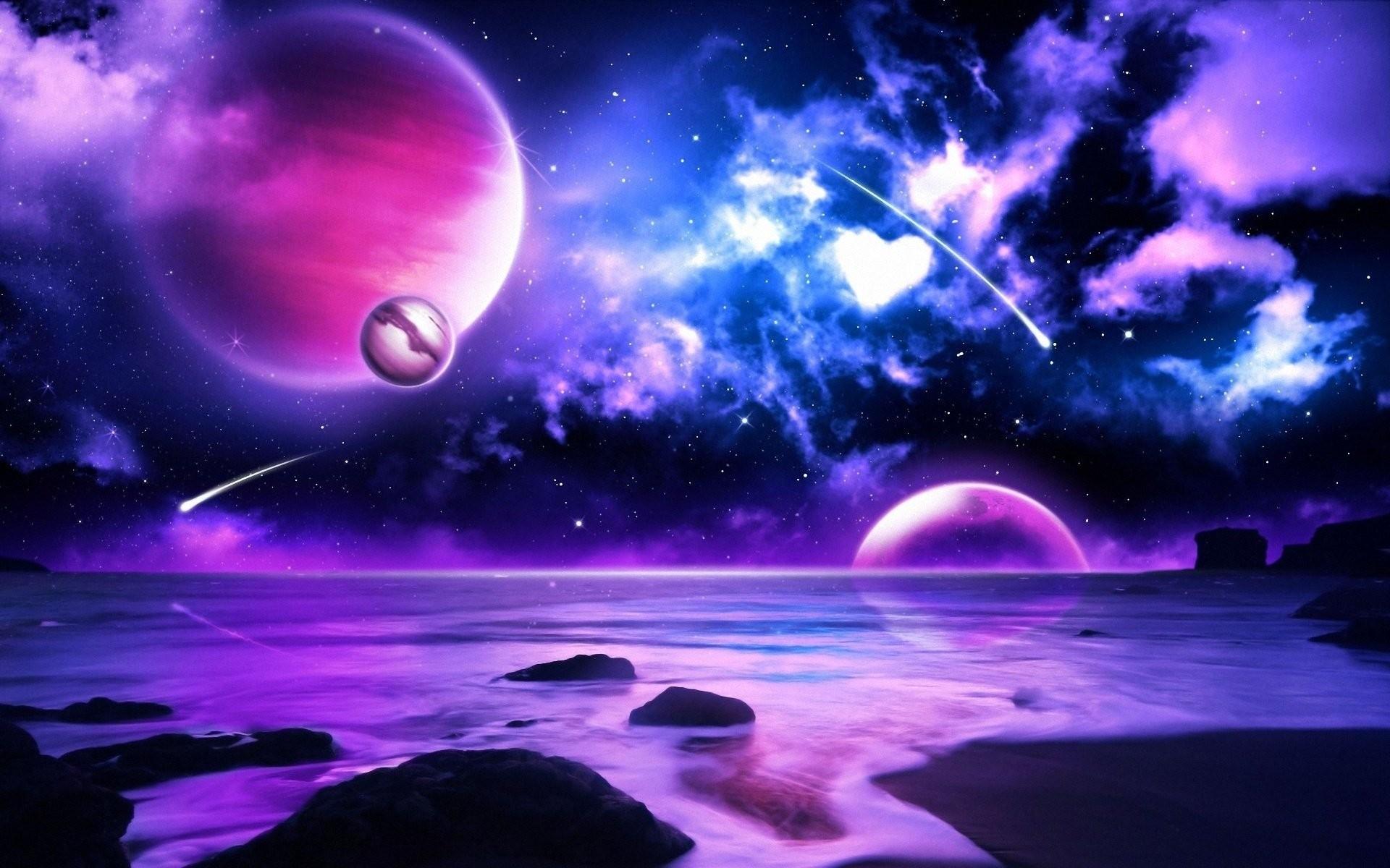 Purple Planet 531350