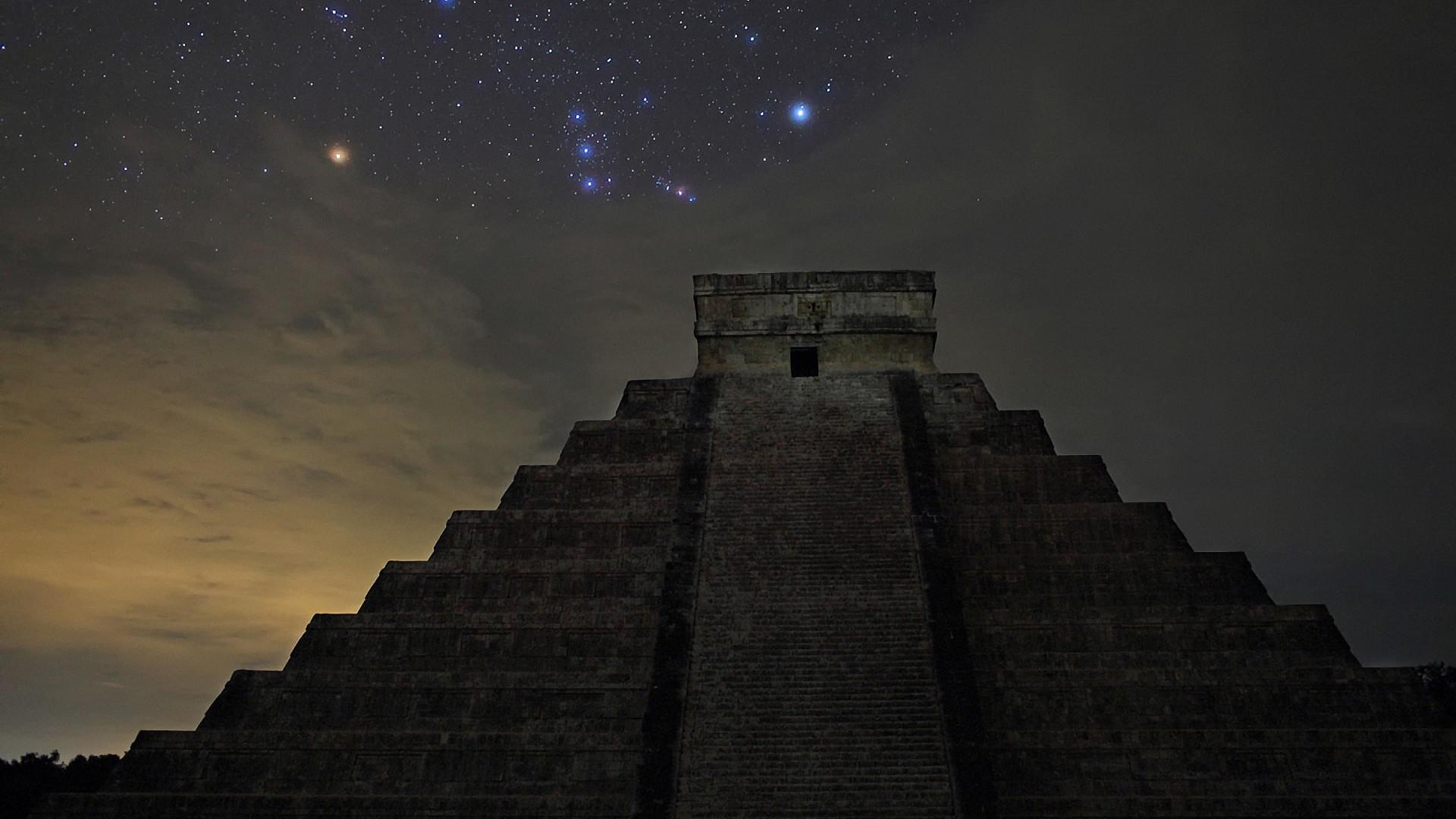 HD Constellation k Photo 1920×1080