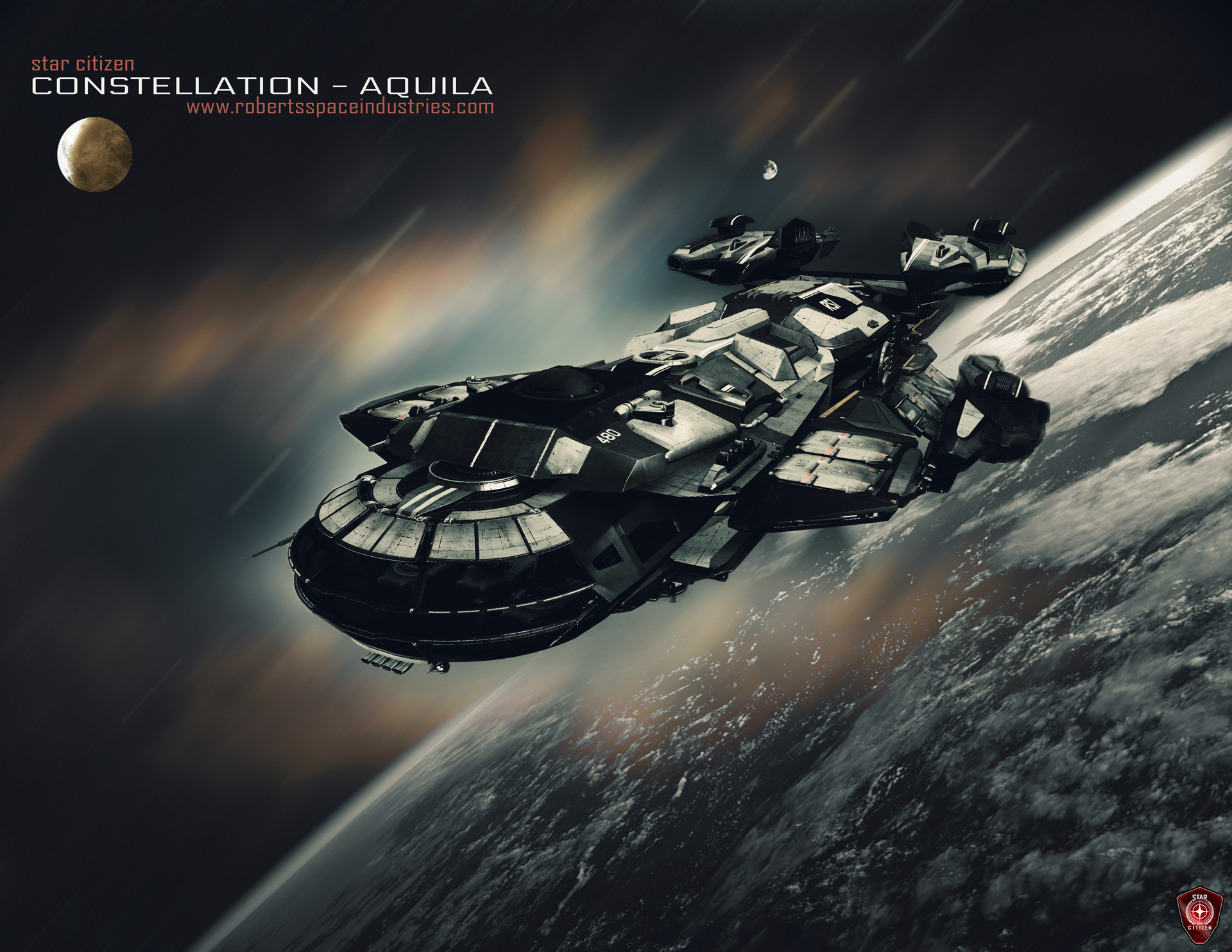 Here's a couple wallpapers. Constellation – Aquila Ozwg44f.png