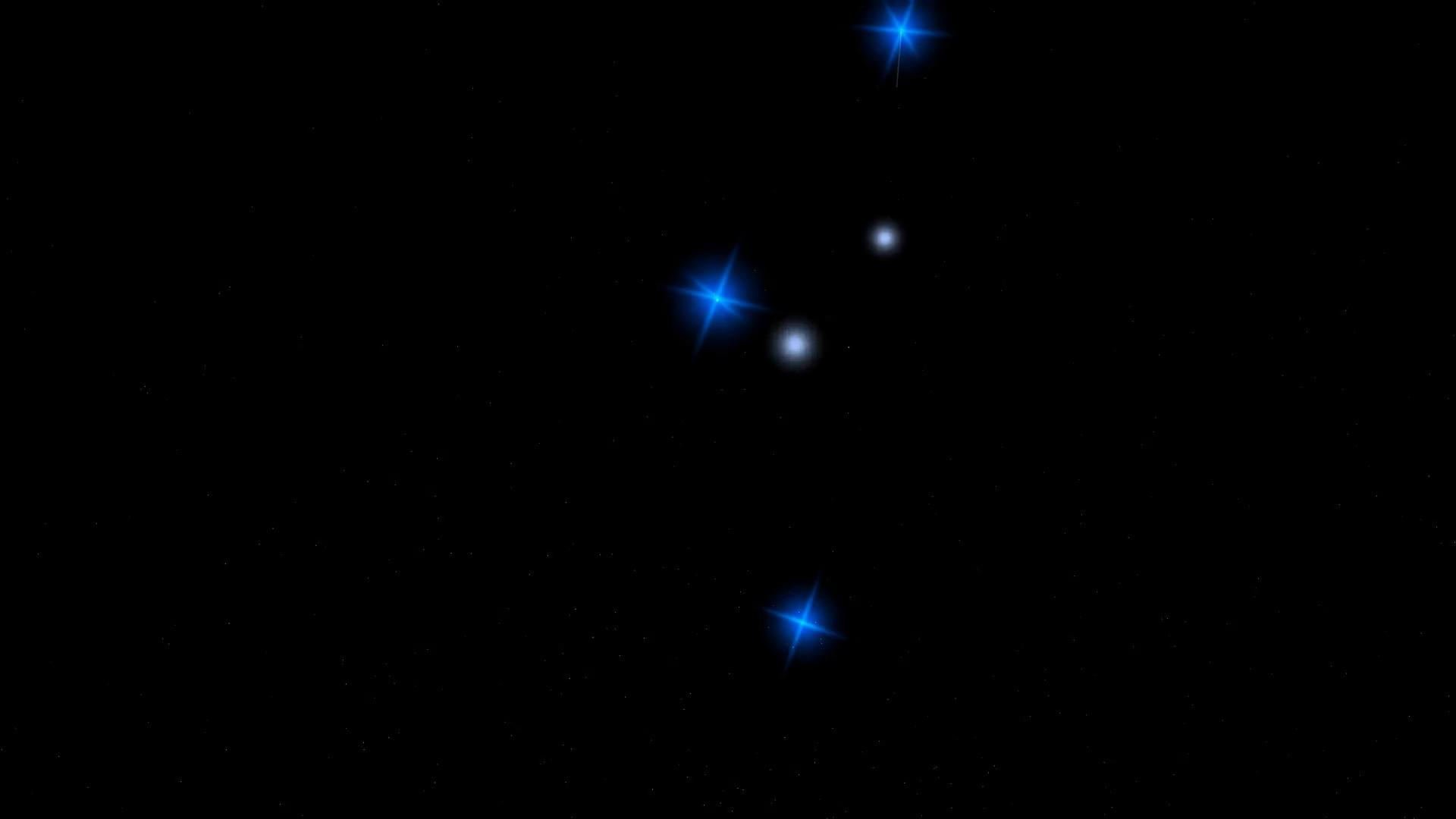Planet, astronomy, constellation stars, Virgo. Motion Background –  VideoBlocks