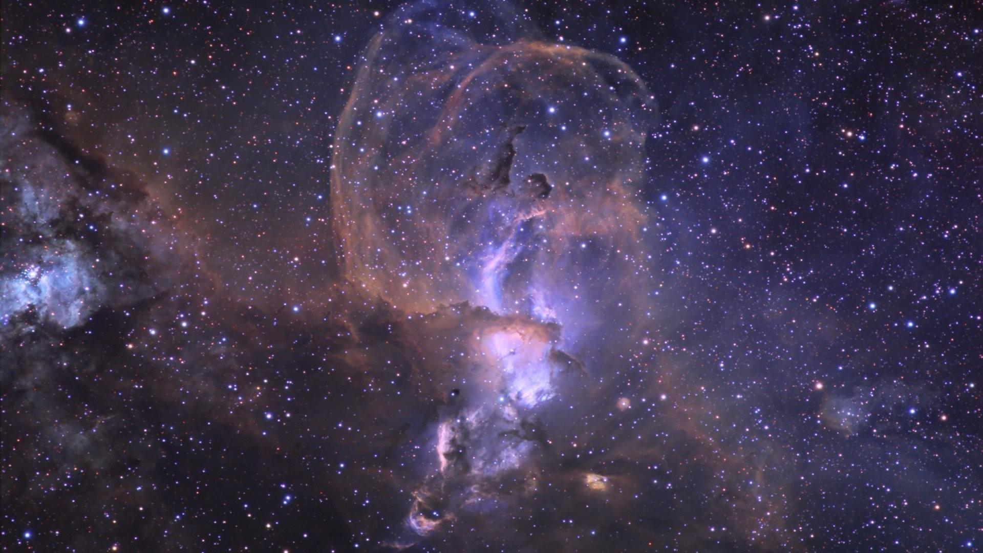 Fonds d'écran Hubble PC et Tablettes (iPad, etc…)