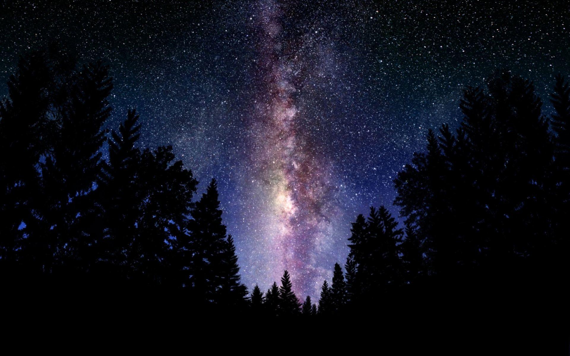 Stars At Night   HD Digital Universe Wallpaper Free Download …