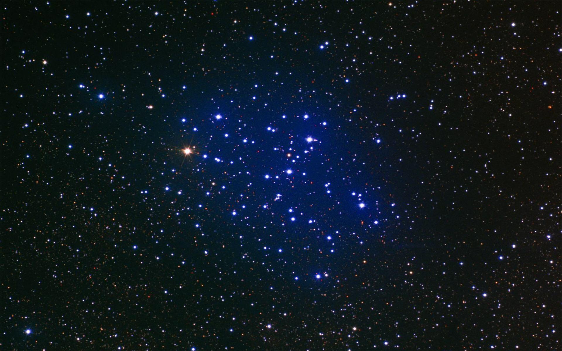 Stars Night Wallpaper