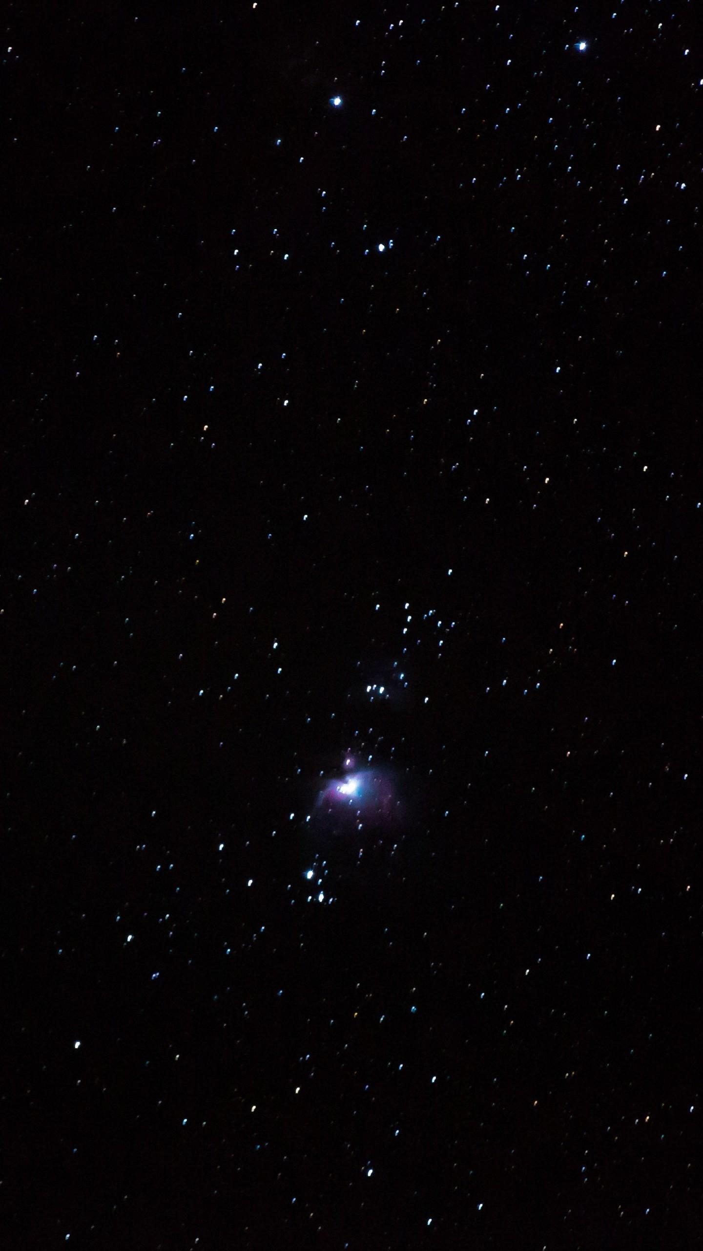 Wallpaper starry sky, stars, night
