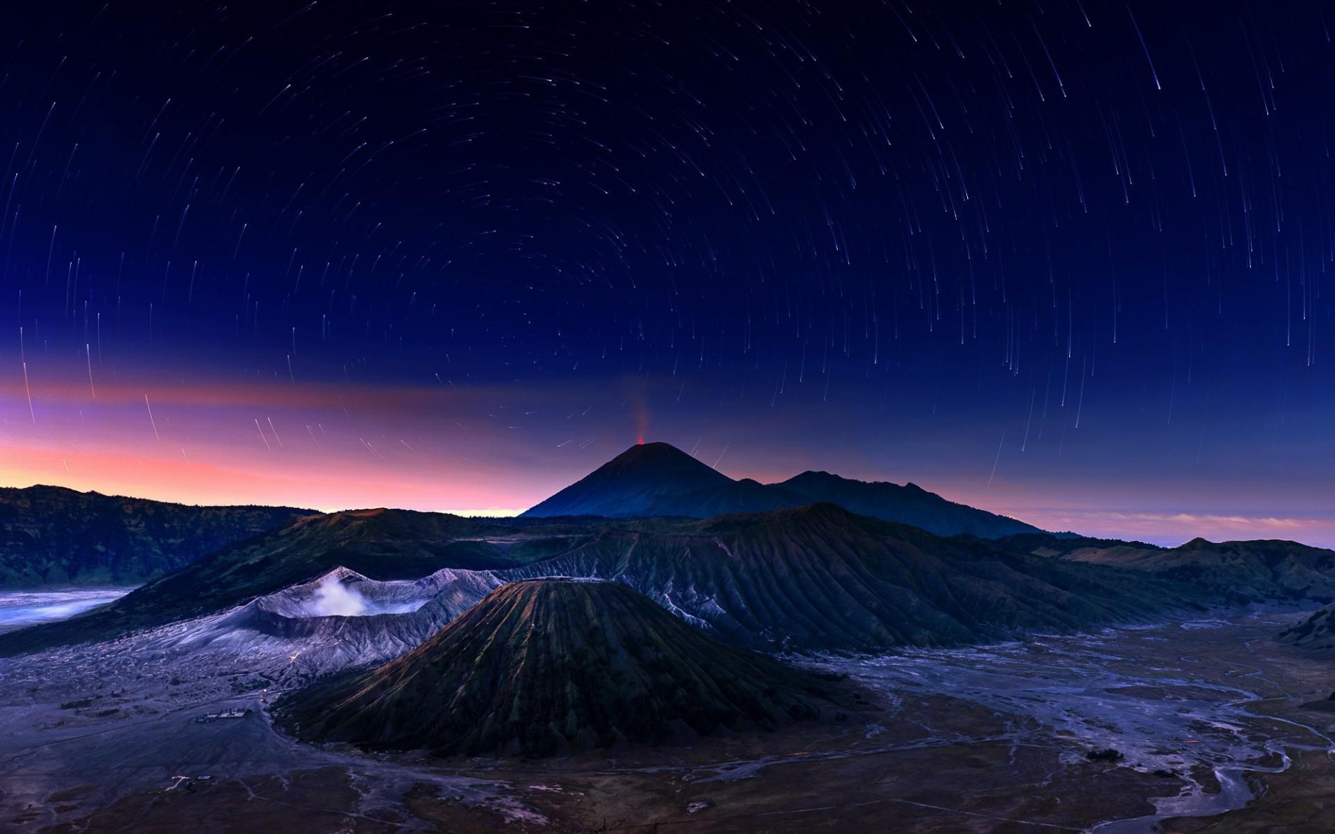 The Stars Night Sky >