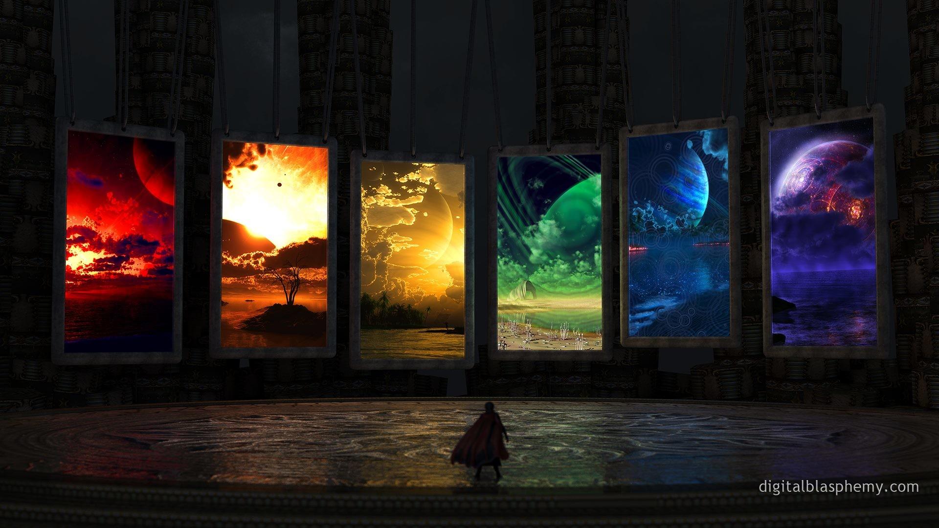 Autumn Revelation Portals