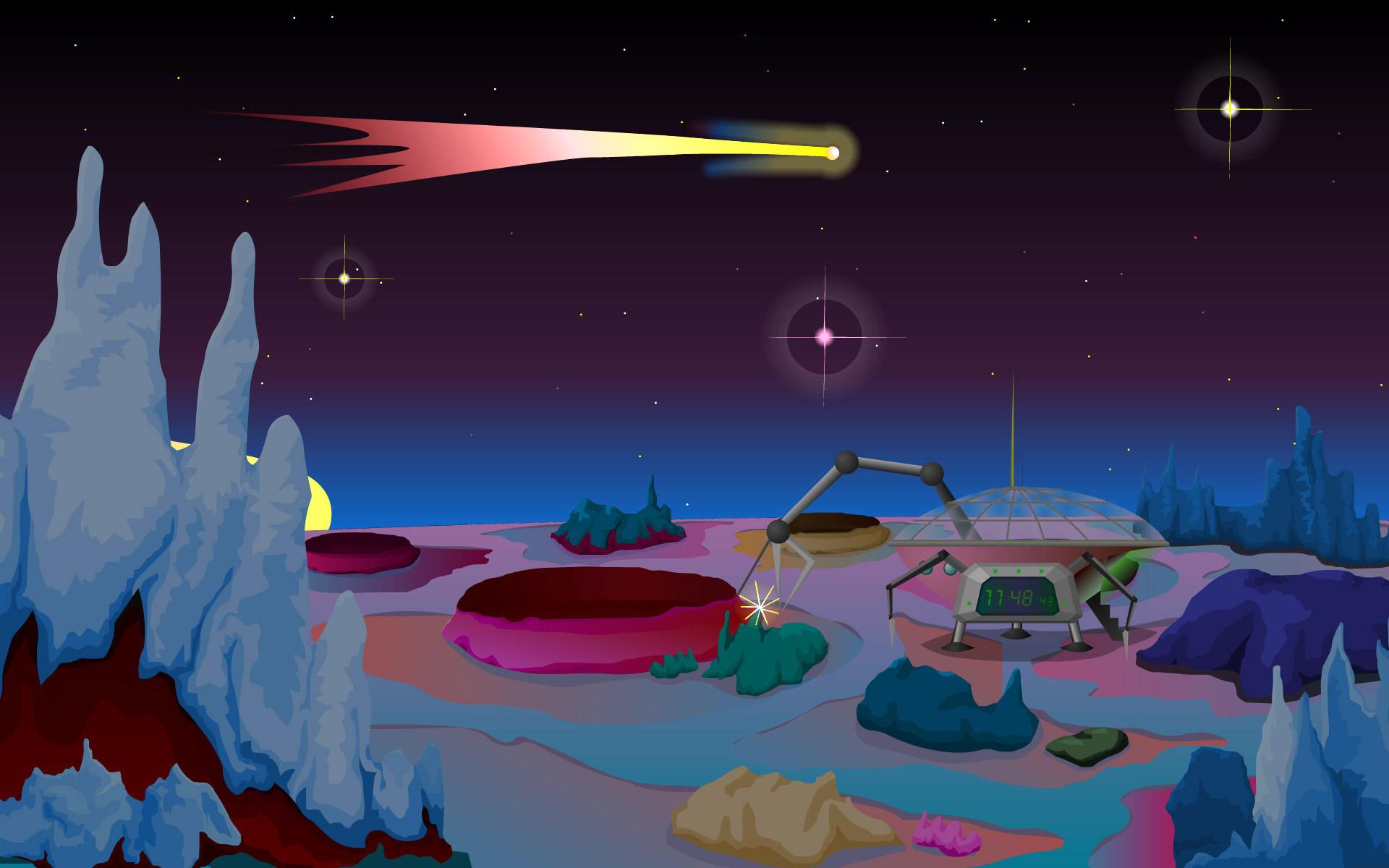 Space Screensavers wallpaper – 60563