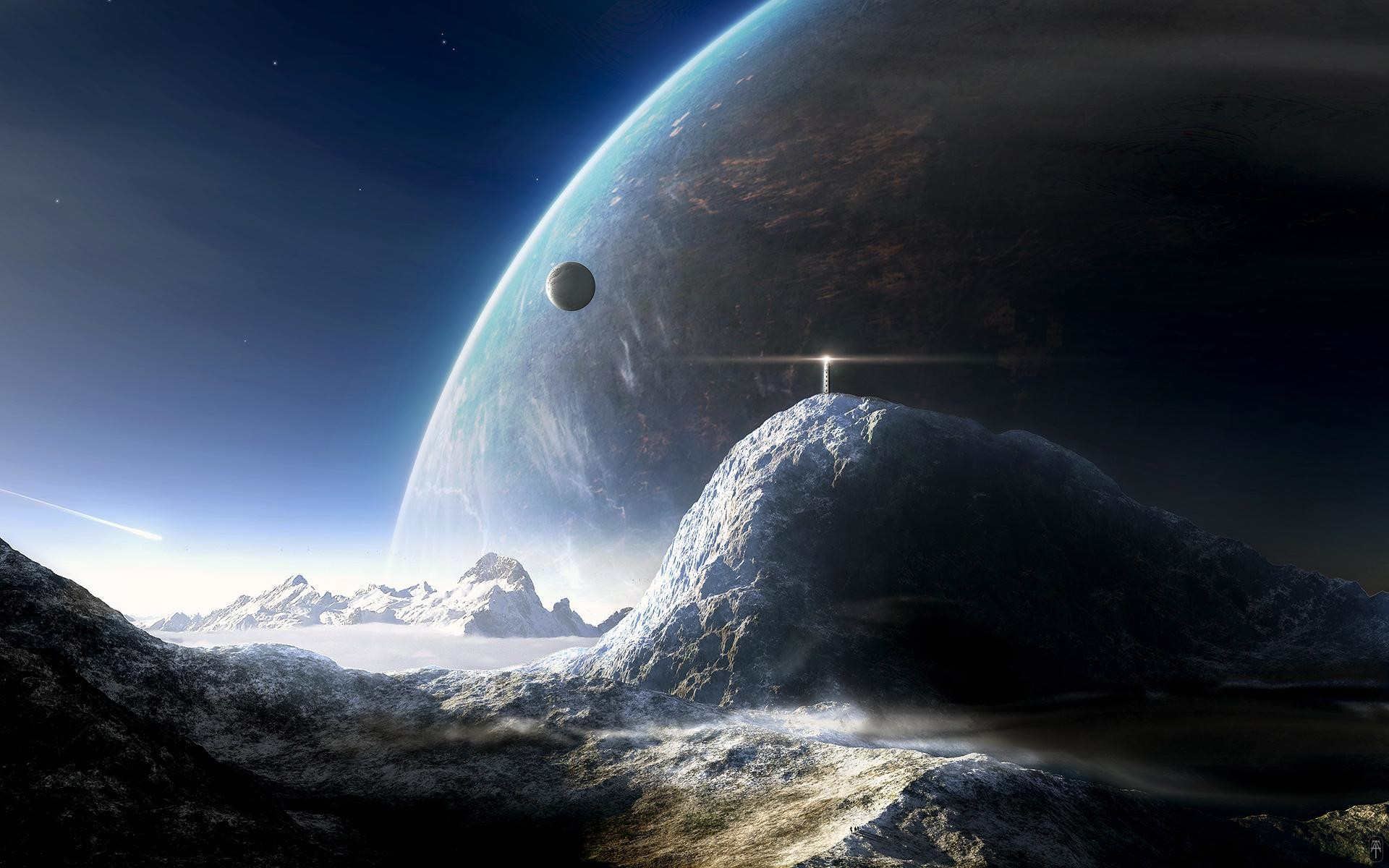 Best Space Wallpapers HD 1920×1200