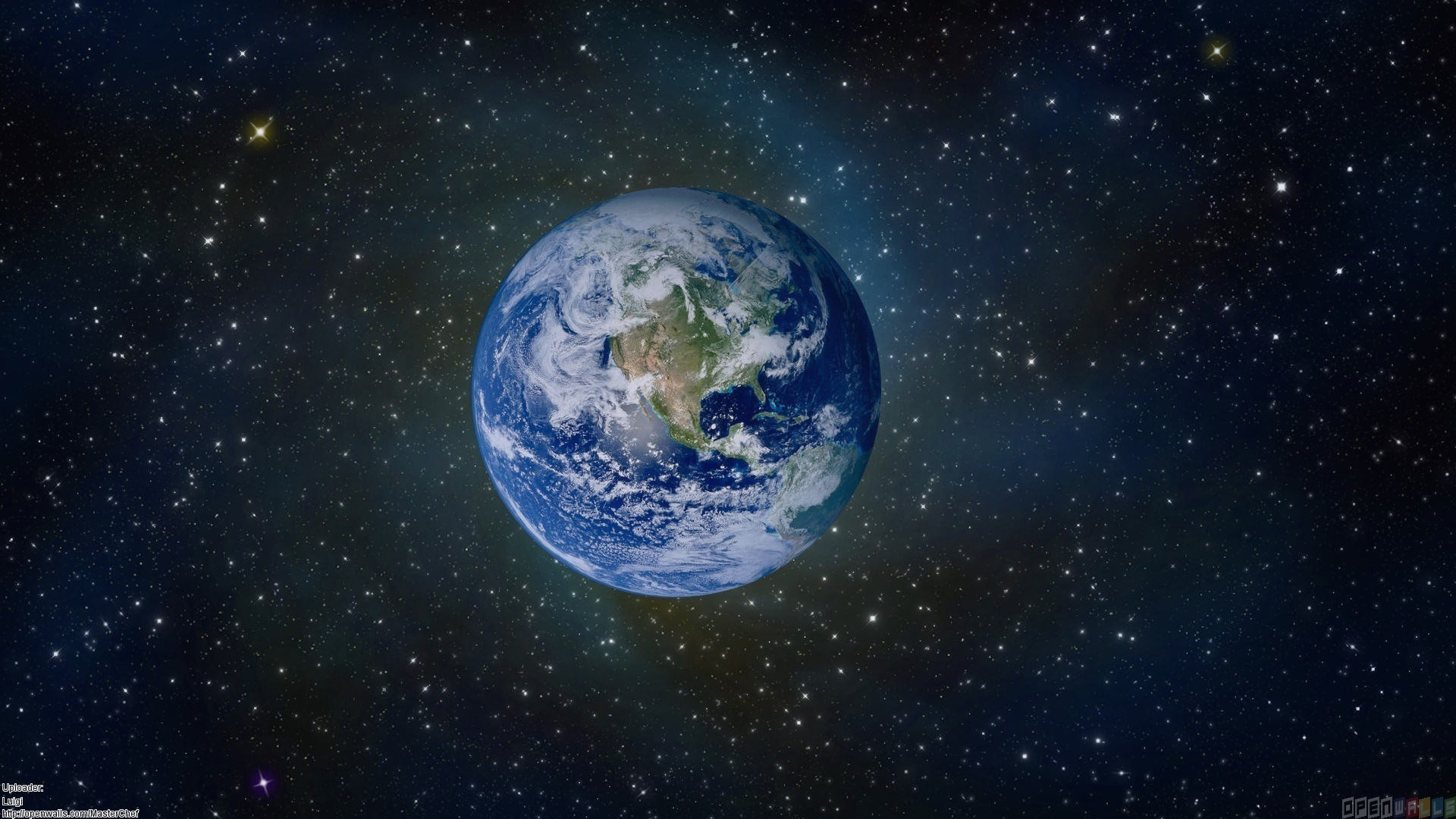 Earth From Space wallpapers HD