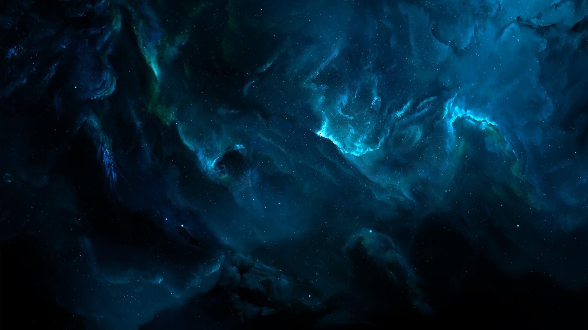 4K HD Wallpaper: Atlantis Nebula