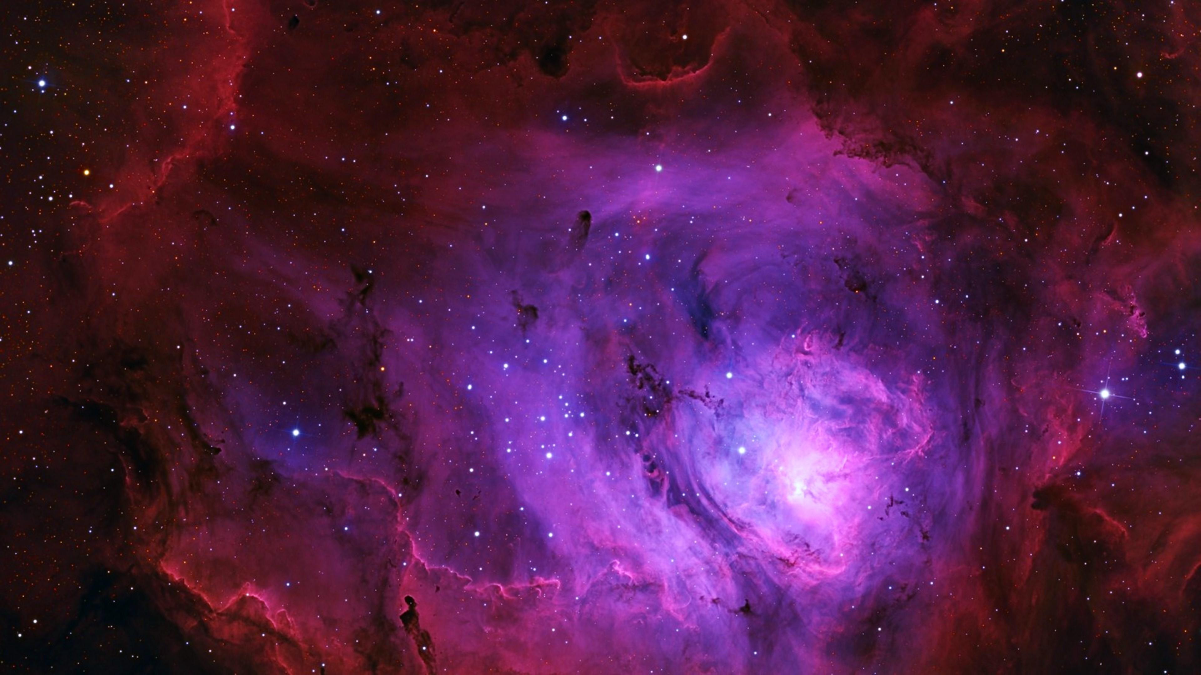 4k wallpaper nebula (3840×2160)