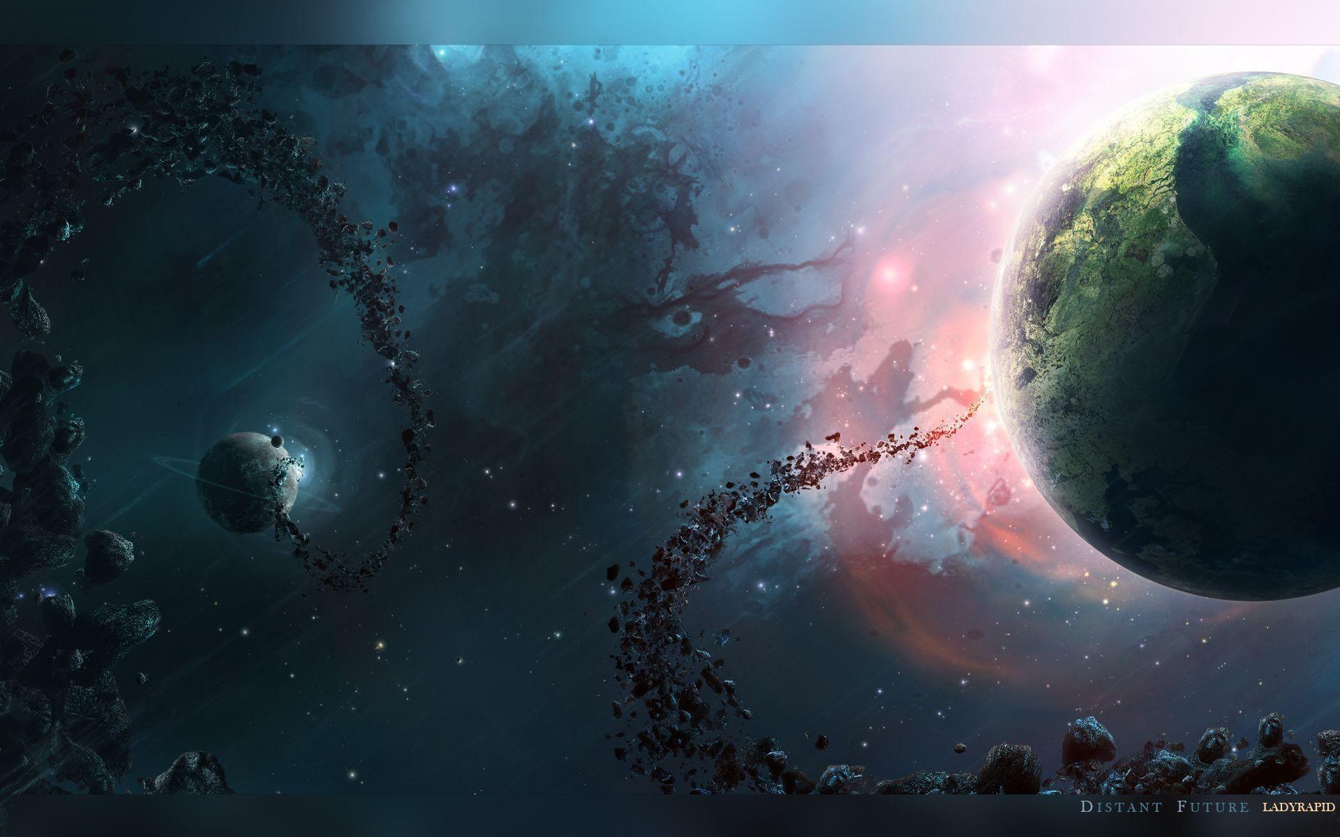 Nebula Universe Wallpapers