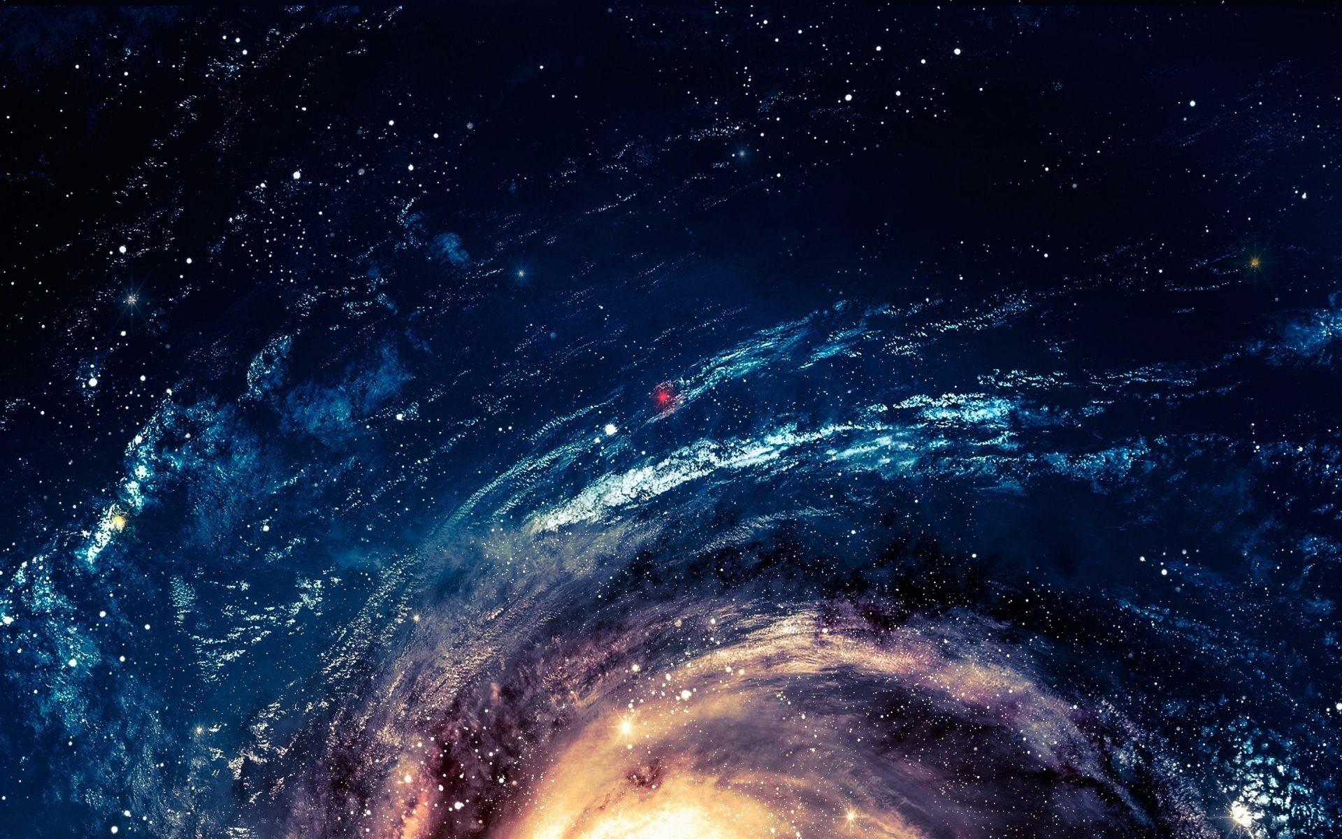 stars and galaxies wallpaper