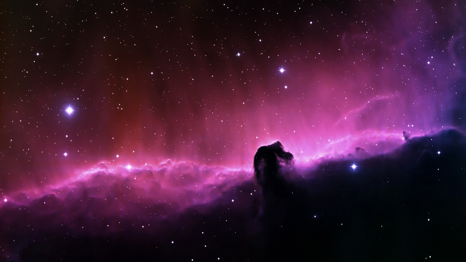 Horsehead Nebula, Nebula, Space, Stars Wallpapers HD / Desktop and Mobile  Backgrounds
