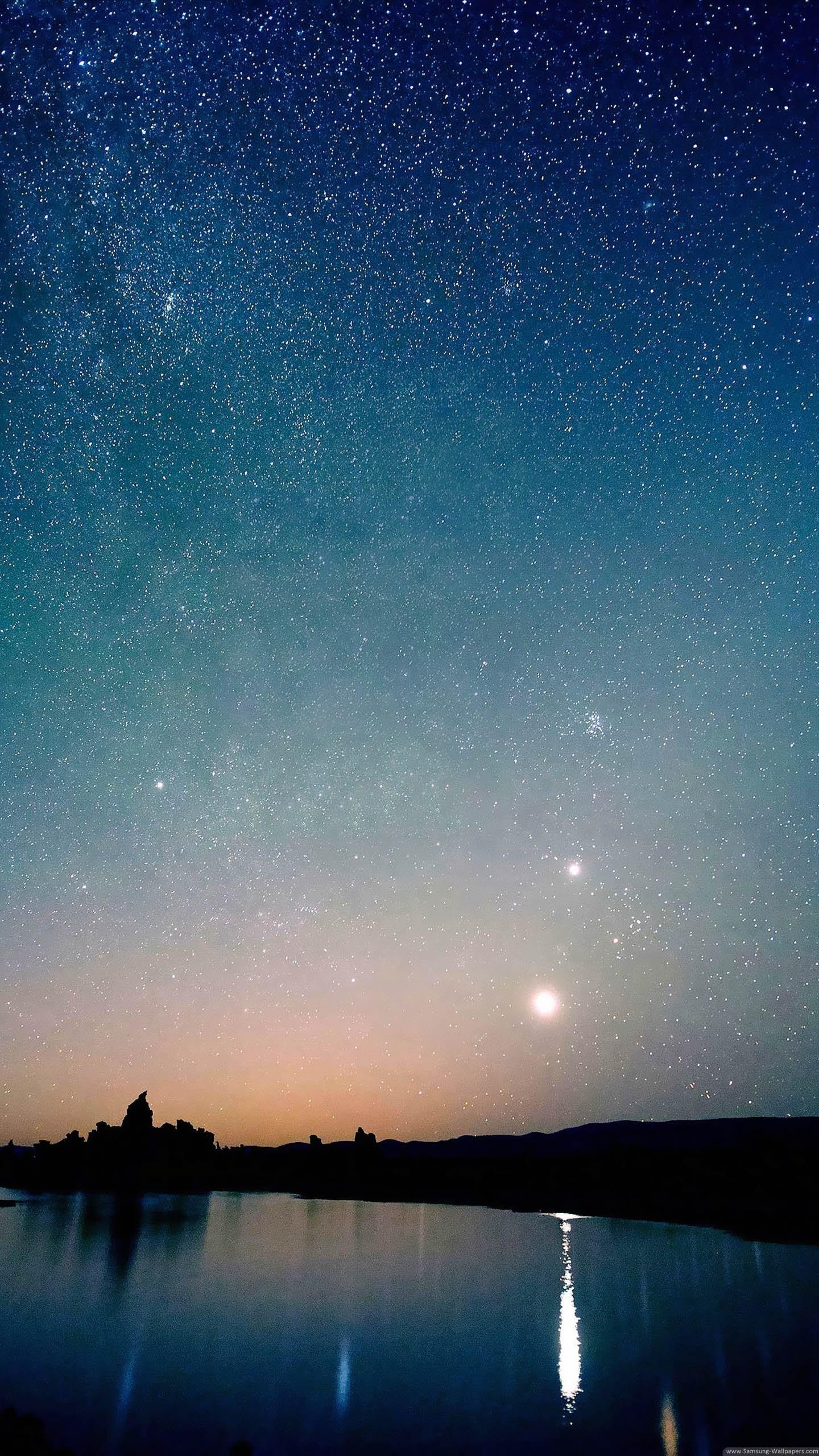 Beautifull sky at the night