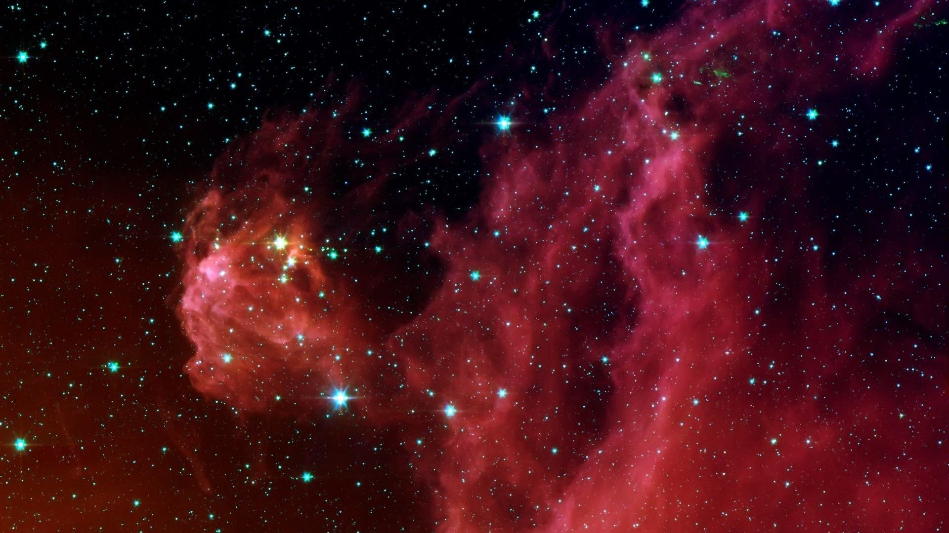 Telescope Tag – Red Real Space Hubble Telescope Galaxies Scape Stars Photo  Wallpaper Nature for HD