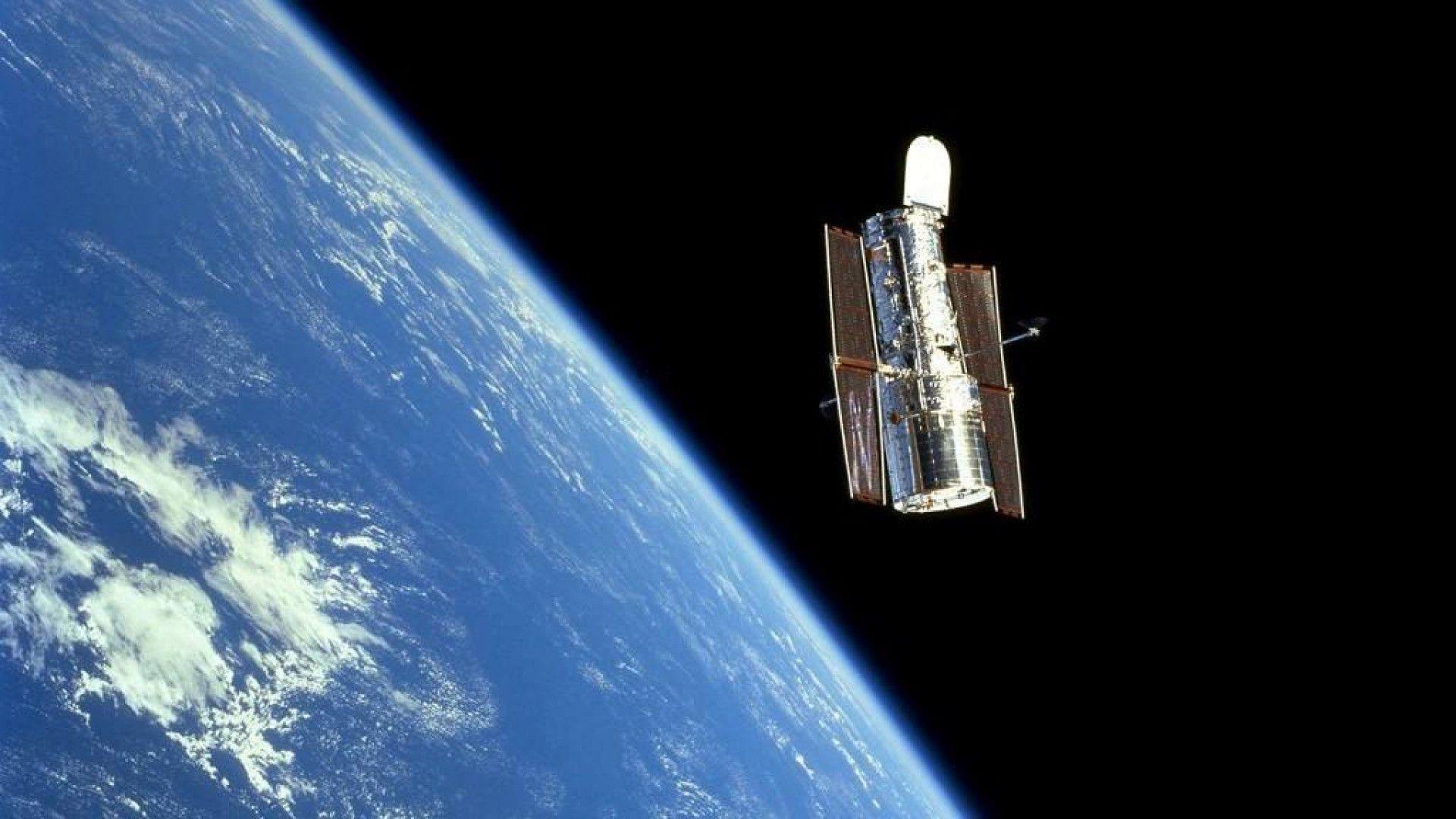 Title. Hubble Space …