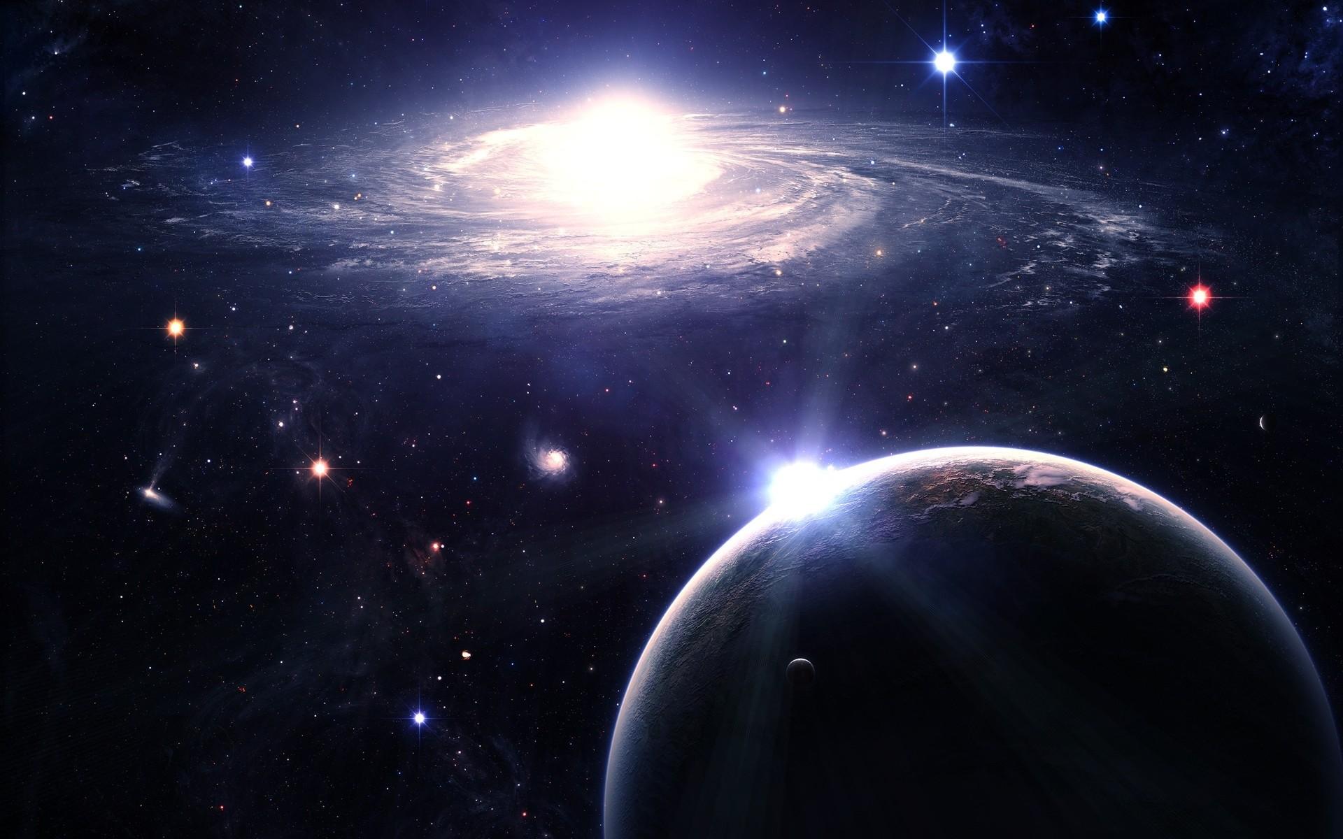 Beautiful Space Wallpaper