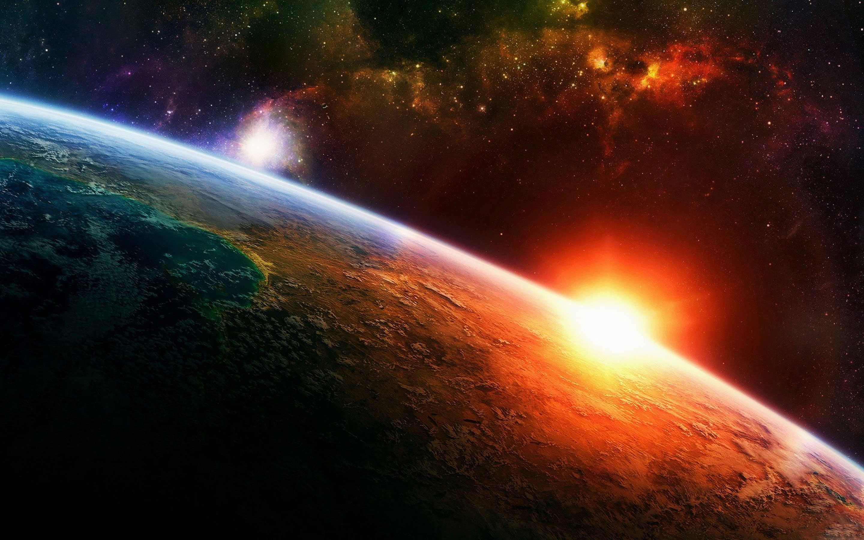 Super HD Space Wallpapers