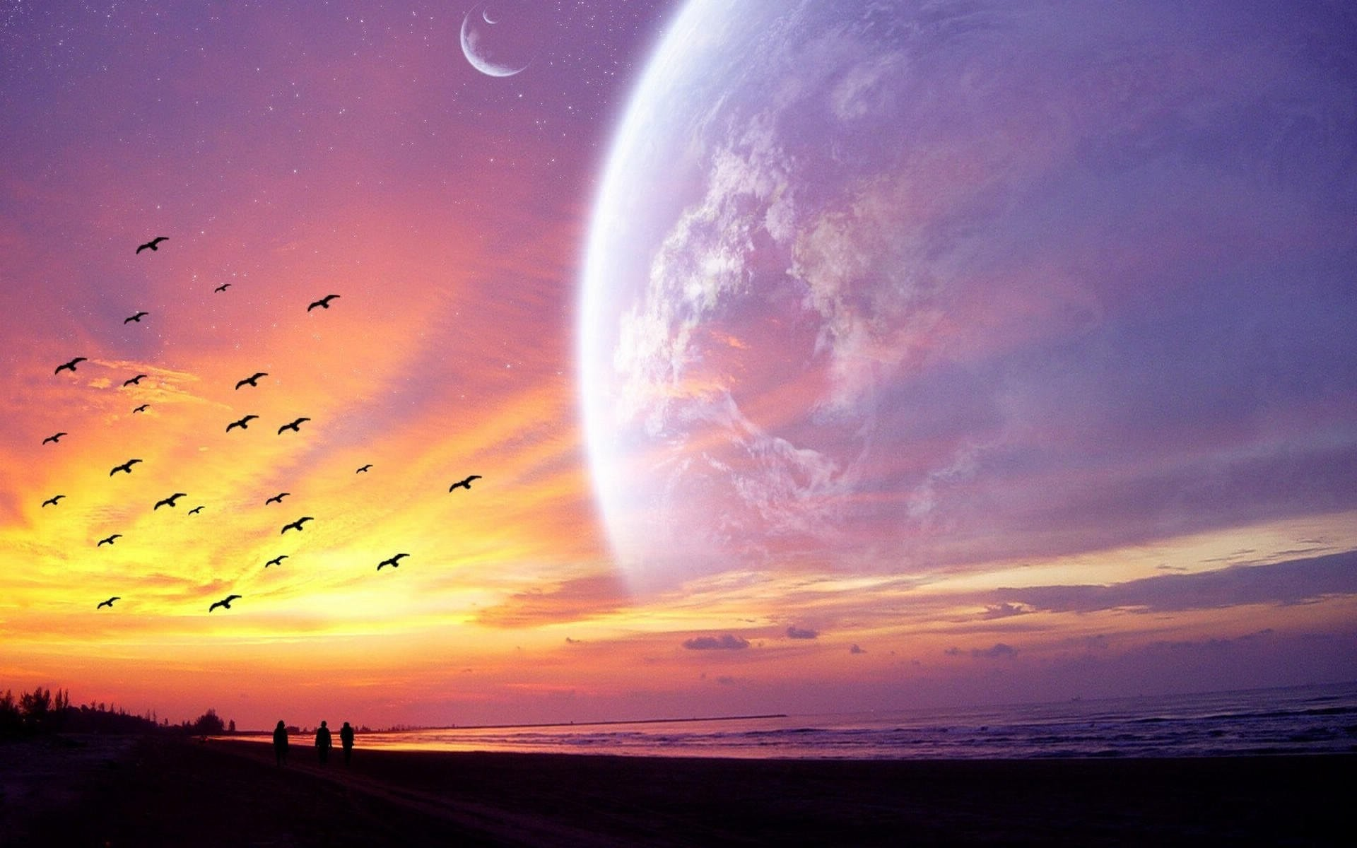 Beautiful Space 482840