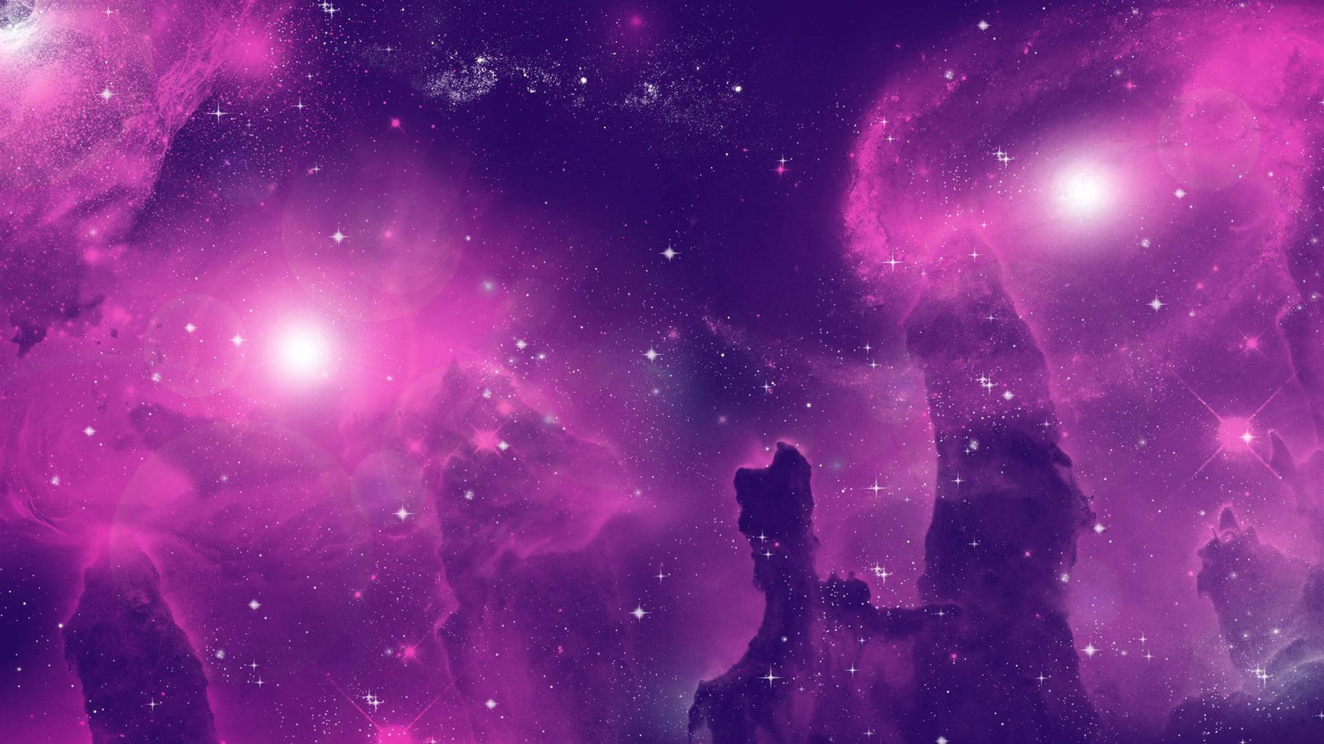 Beautiful nebula Wallpaper #20329