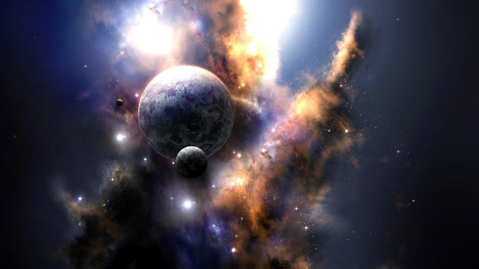 Art planet space wallpaper 1080p hd space wallpaper 1080p real space –  Outer Space Planets 19667