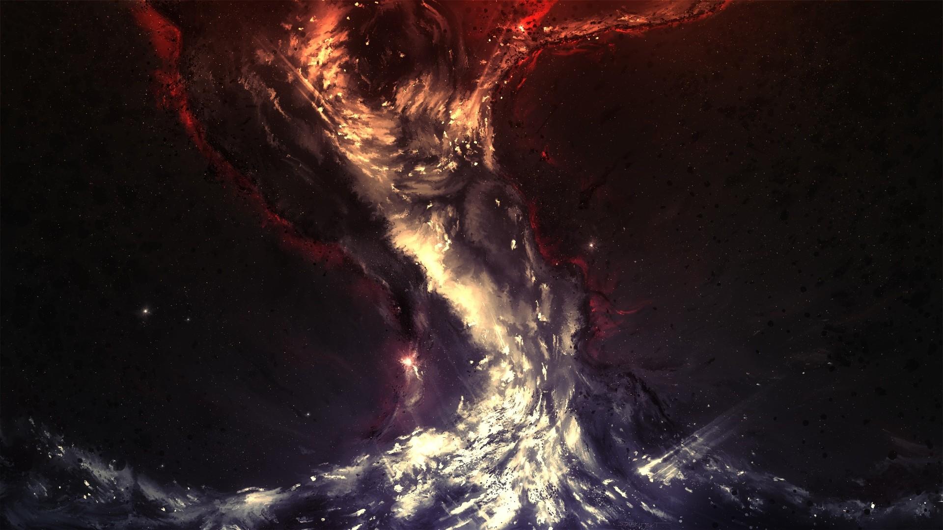 … Background Full HD 1080p. Wallpaper space, art, universe
