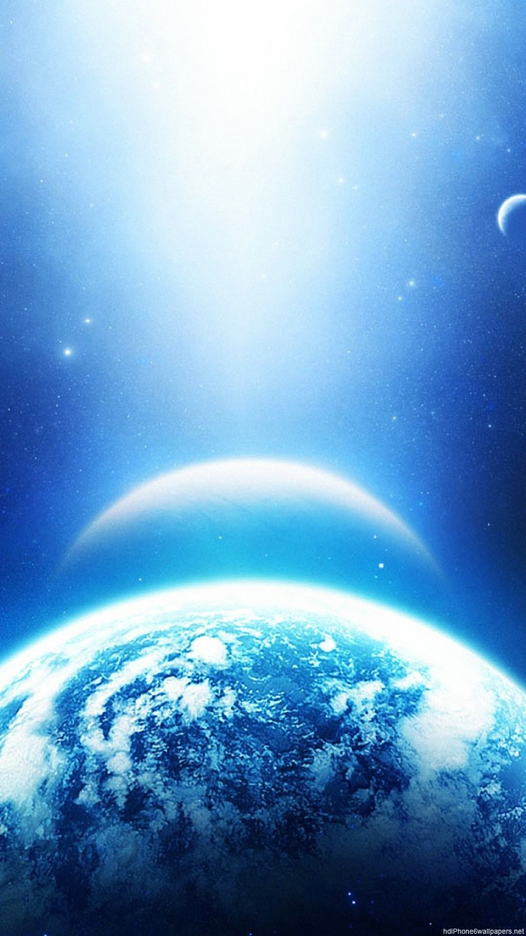 space earth iPhone 6 wallpapers HD – 6 Plus backgrounds
