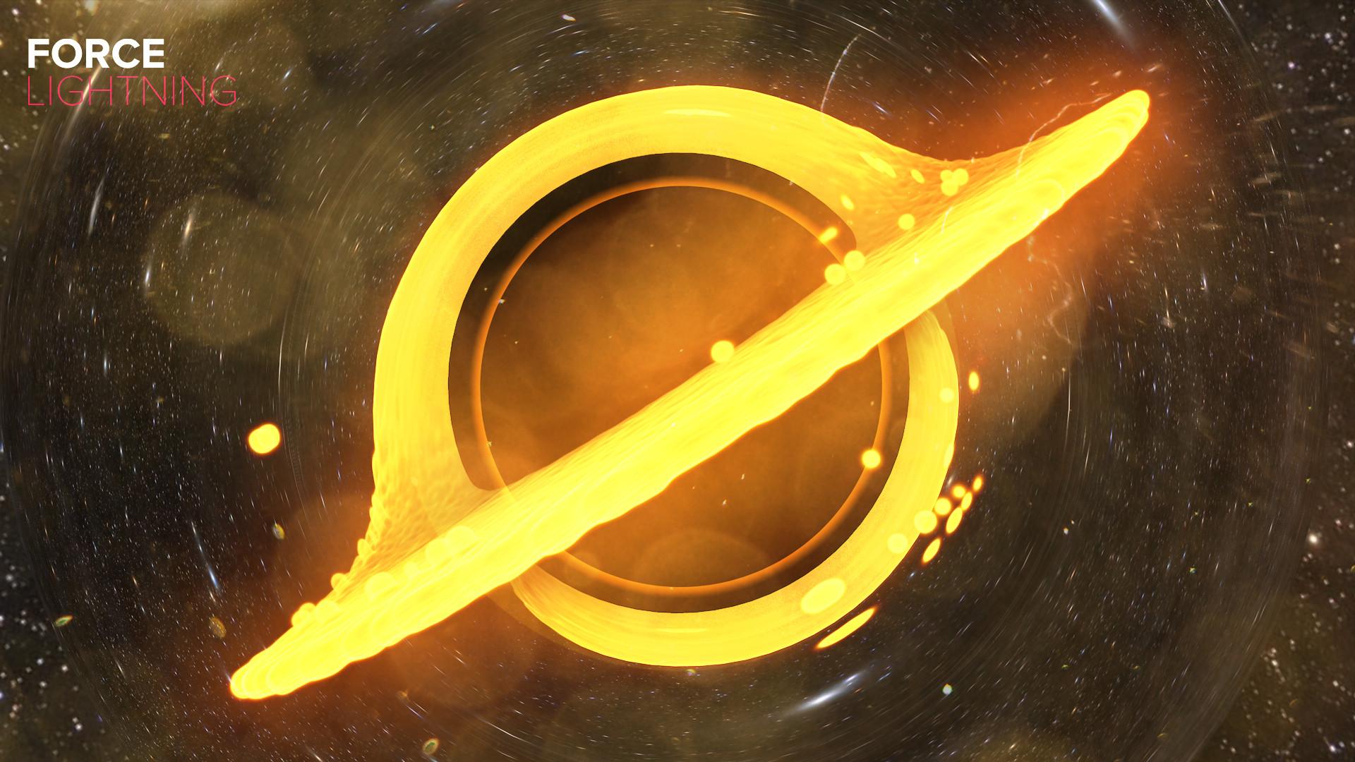 Interstellar Black Hole HD Wallpaper by ForceLightning228 Interstellar  Black Hole HD Wallpaper by ForceLightning228