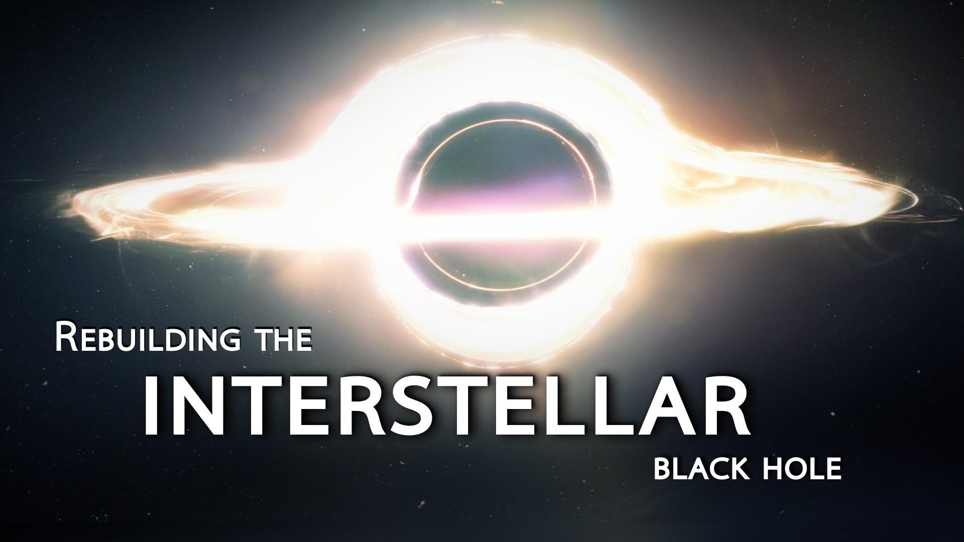 Rebuilding the INTERSTELLAR black hole | Shanks FX | PBS Digital Studios –  YouTube