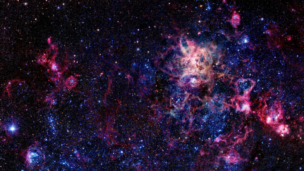 Galaxy in space – Wicked Wallpaper – FREE HD wallpapers | HD Space  Wallpapers | Pinterest | Hd space