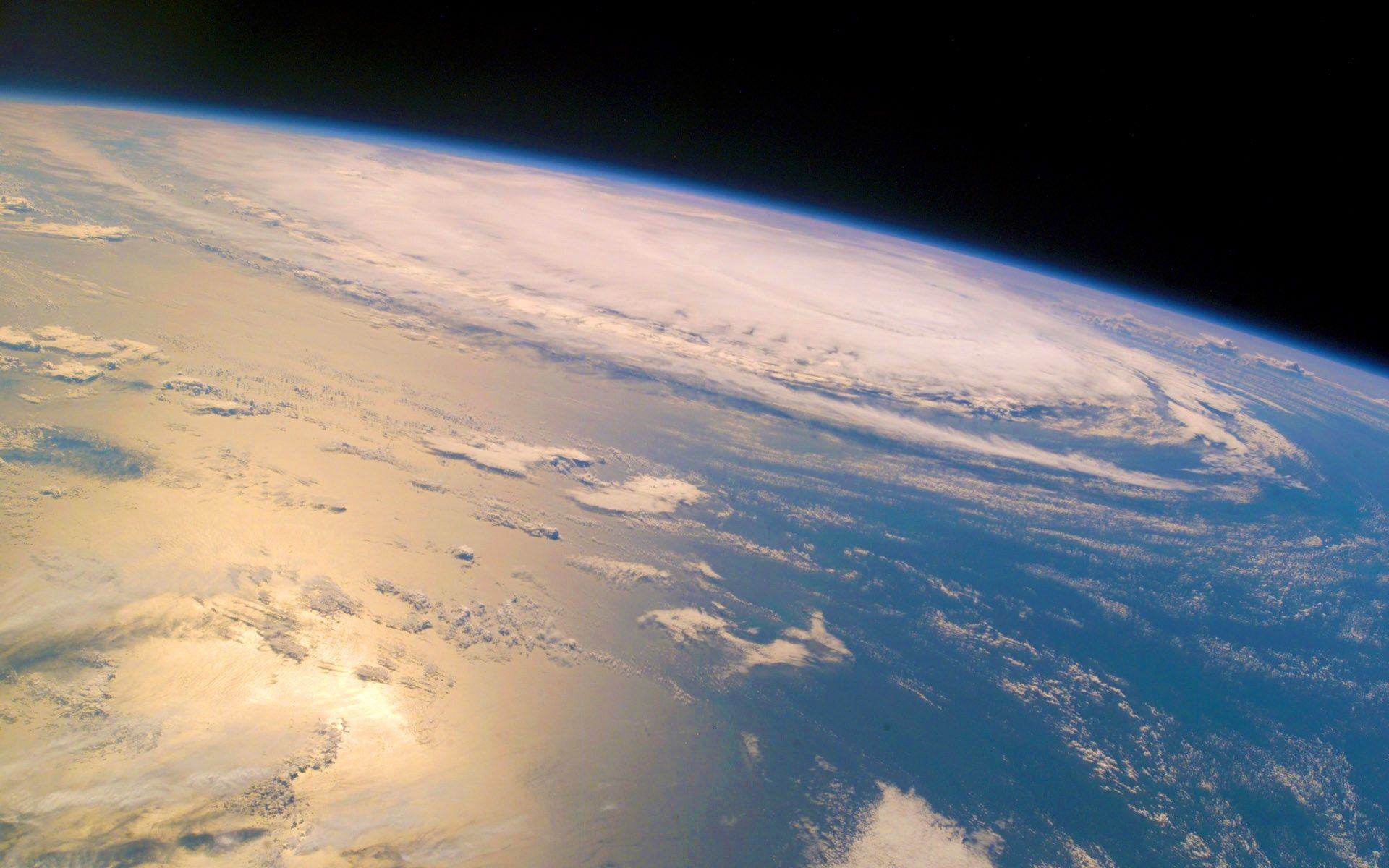 Earth From Space High Resolution