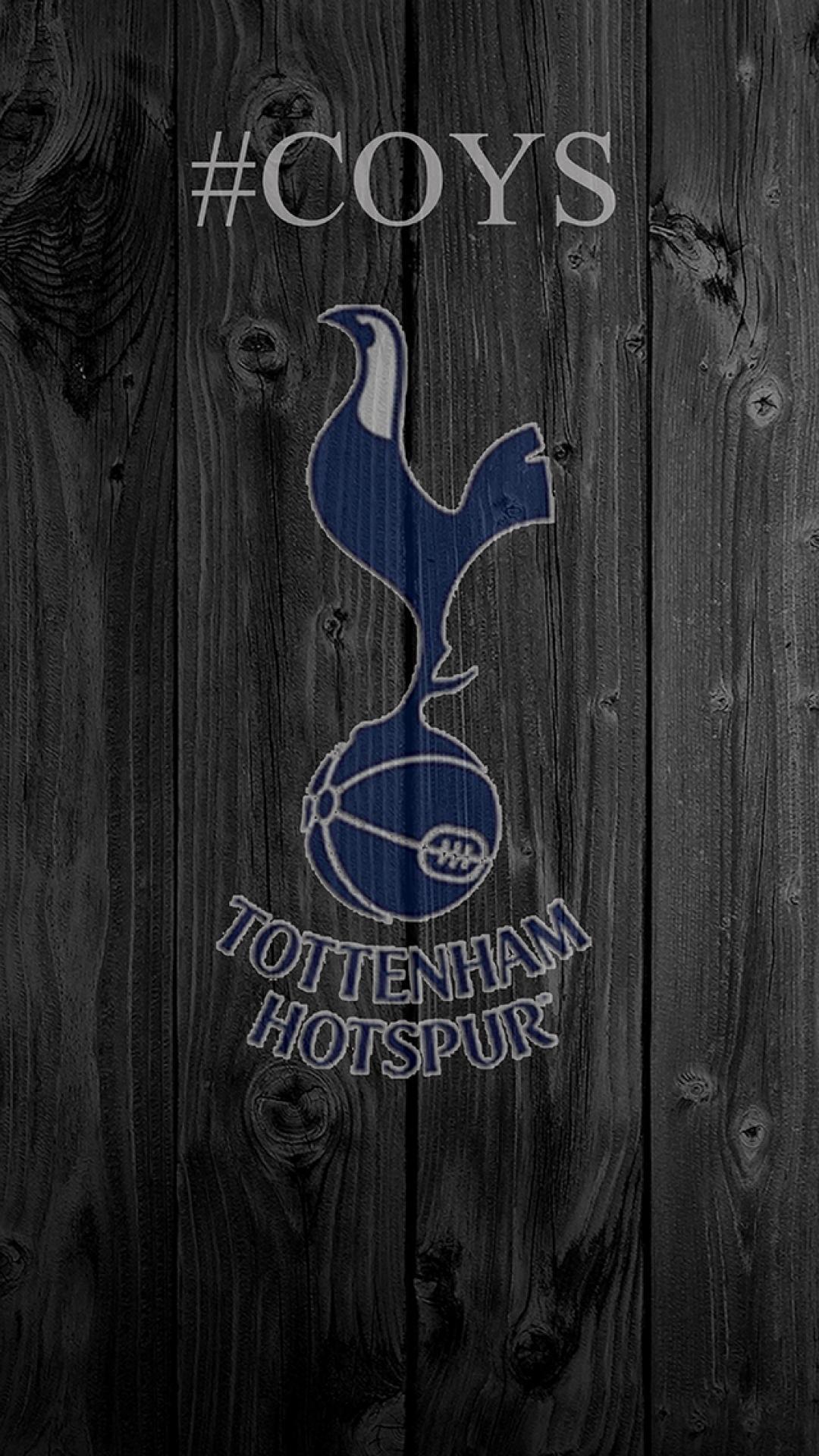 Premier League – Tottenham Hotspur iPhone 5 / SE Wallpaper