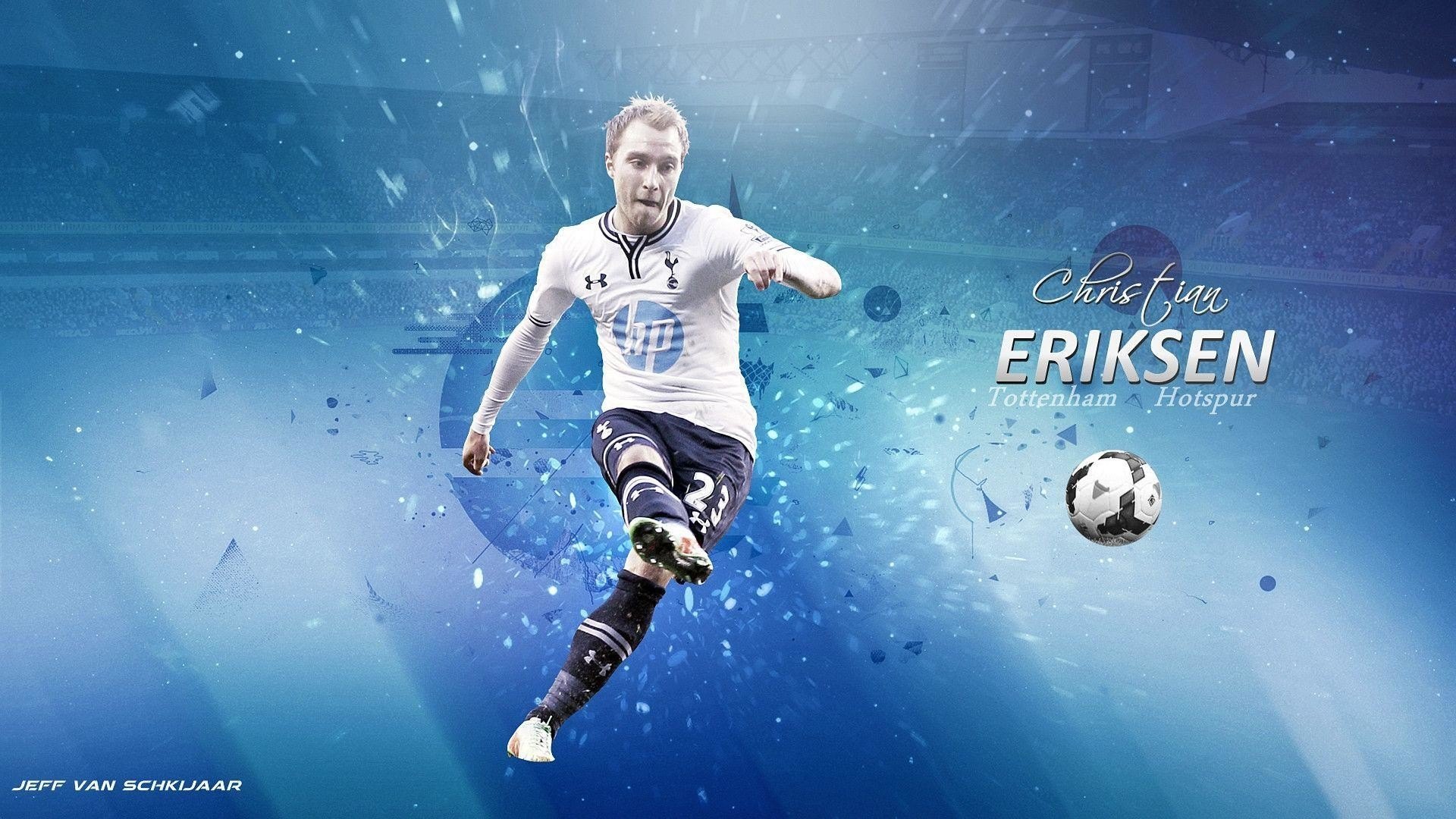 Christian Eriksen Tottenham Hotspur Wallpaper by jeffery10 on .