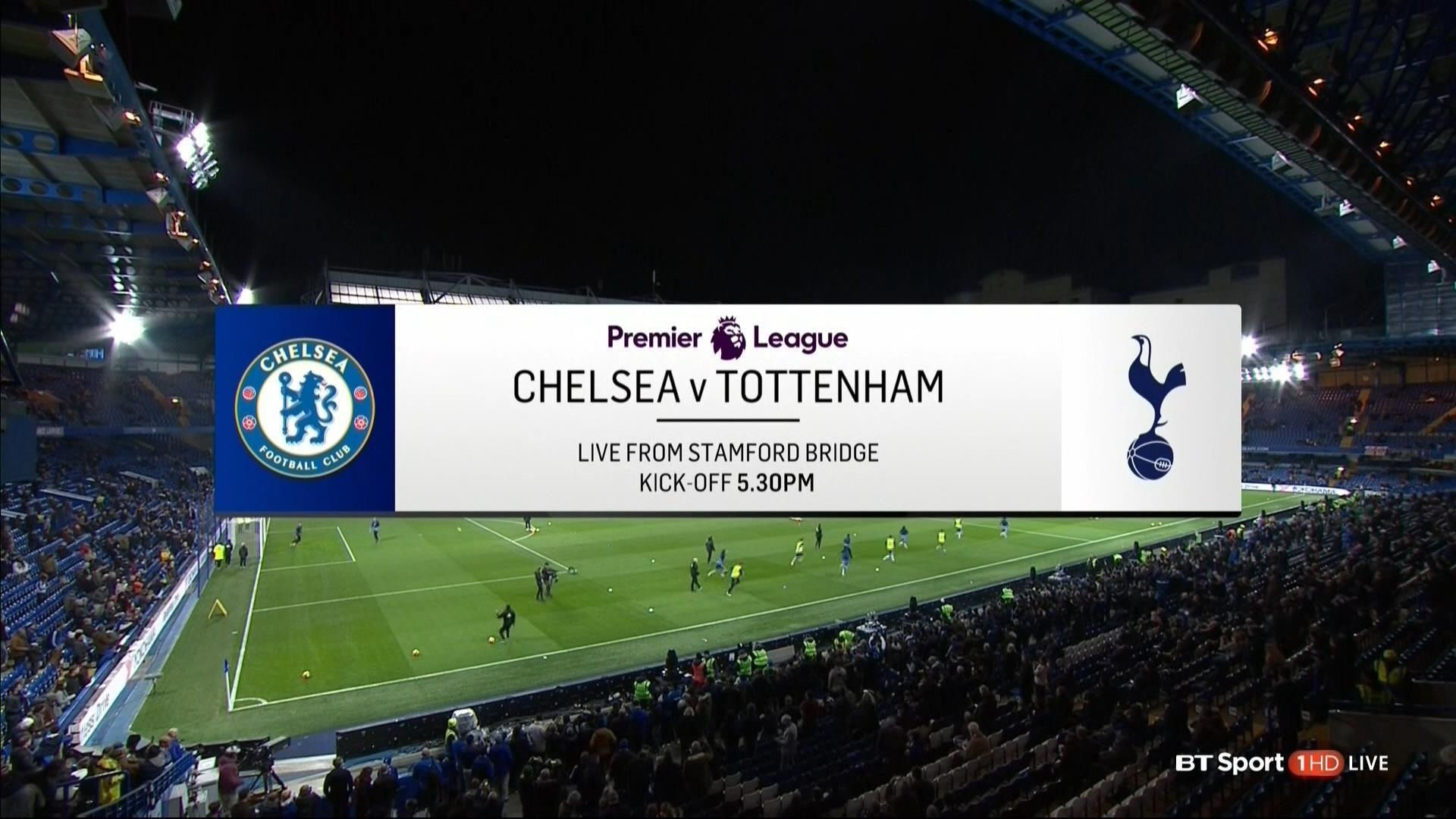 Thread: FÚTBOL: EPL 16/17 J13 : Chelsea vs Tottenham Hotspur – 26/11/2016
